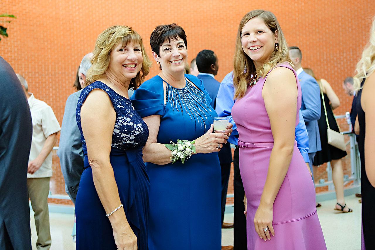 Kim Mike Indiana State Museum Wedding 221