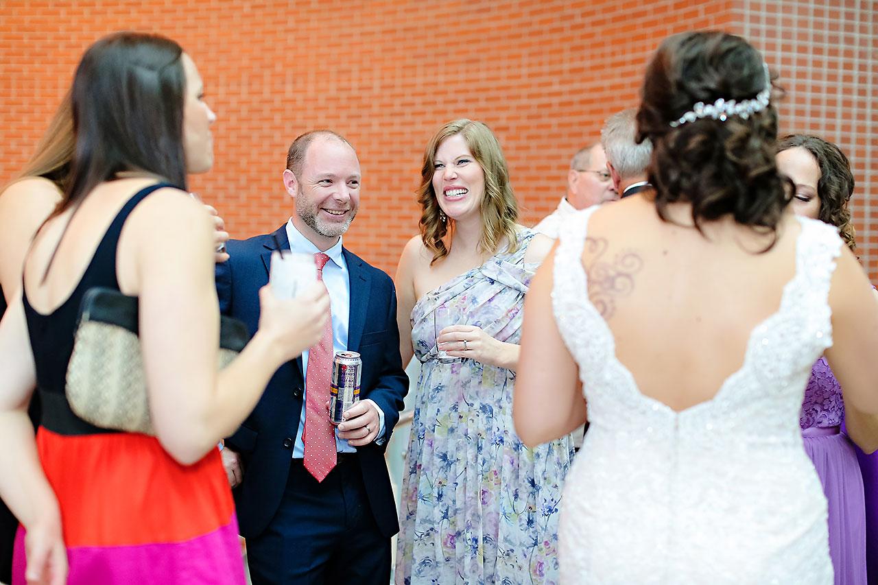 Kim Mike Indiana State Museum Wedding 212