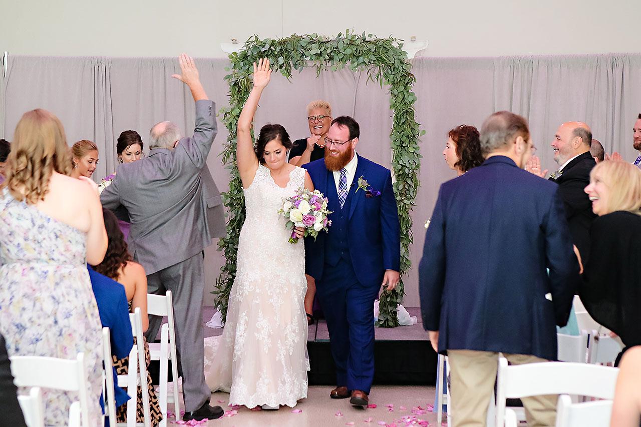 Kim Mike Indiana State Museum Wedding 208