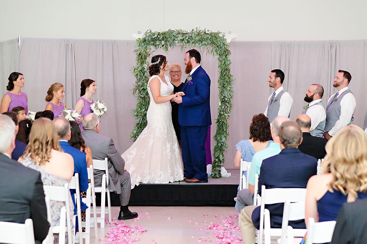 Kim Mike Indiana State Museum Wedding 207