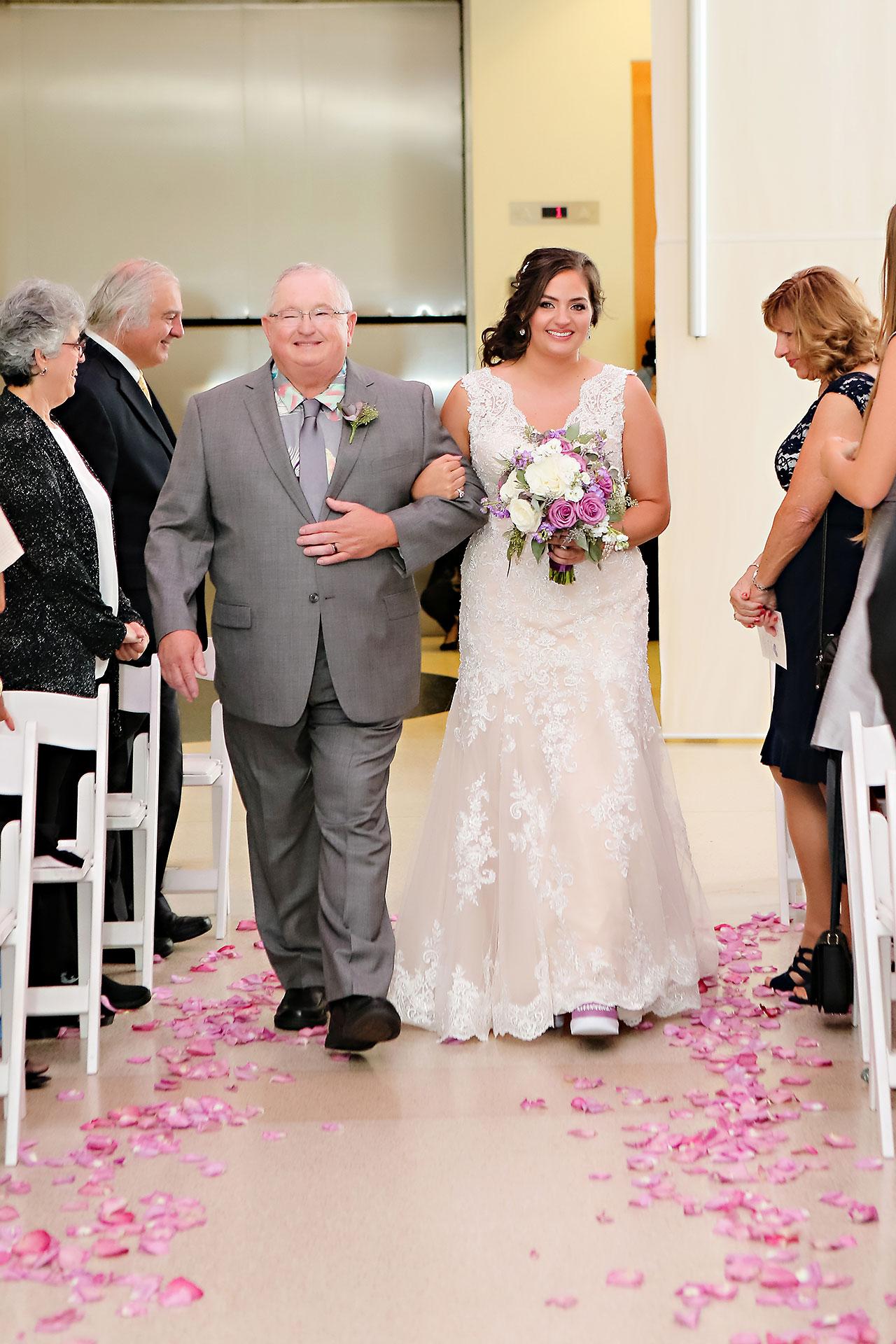 Kim Mike Indiana State Museum Wedding 201