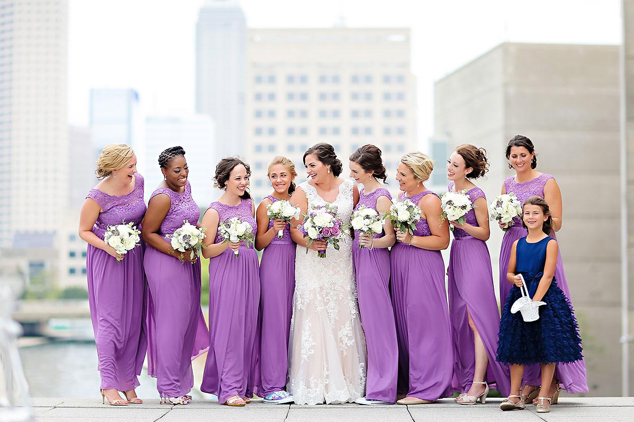 Kim Mike Indiana State Museum Wedding 170