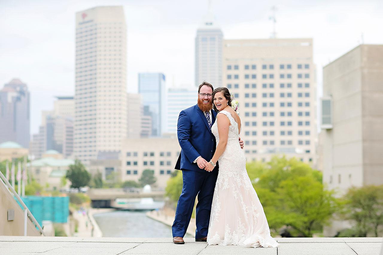 Kim Mike Indiana State Museum Wedding 166