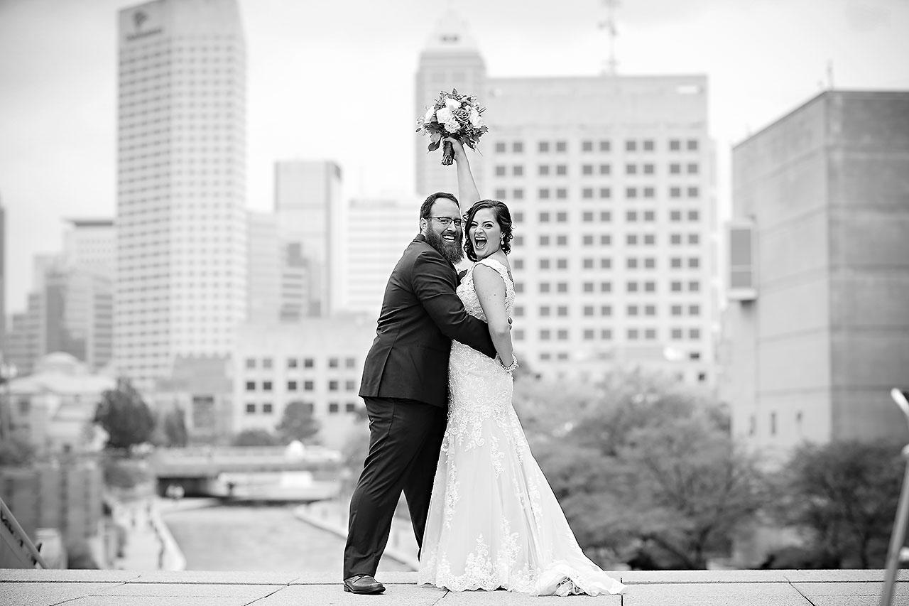 Kim Mike Indiana State Museum Wedding 160