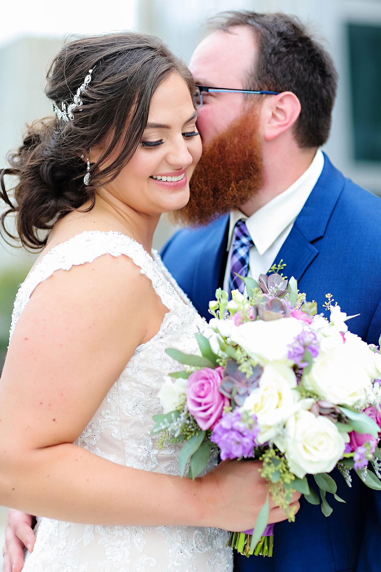 Kim Mike Indiana State Museum Wedding 158