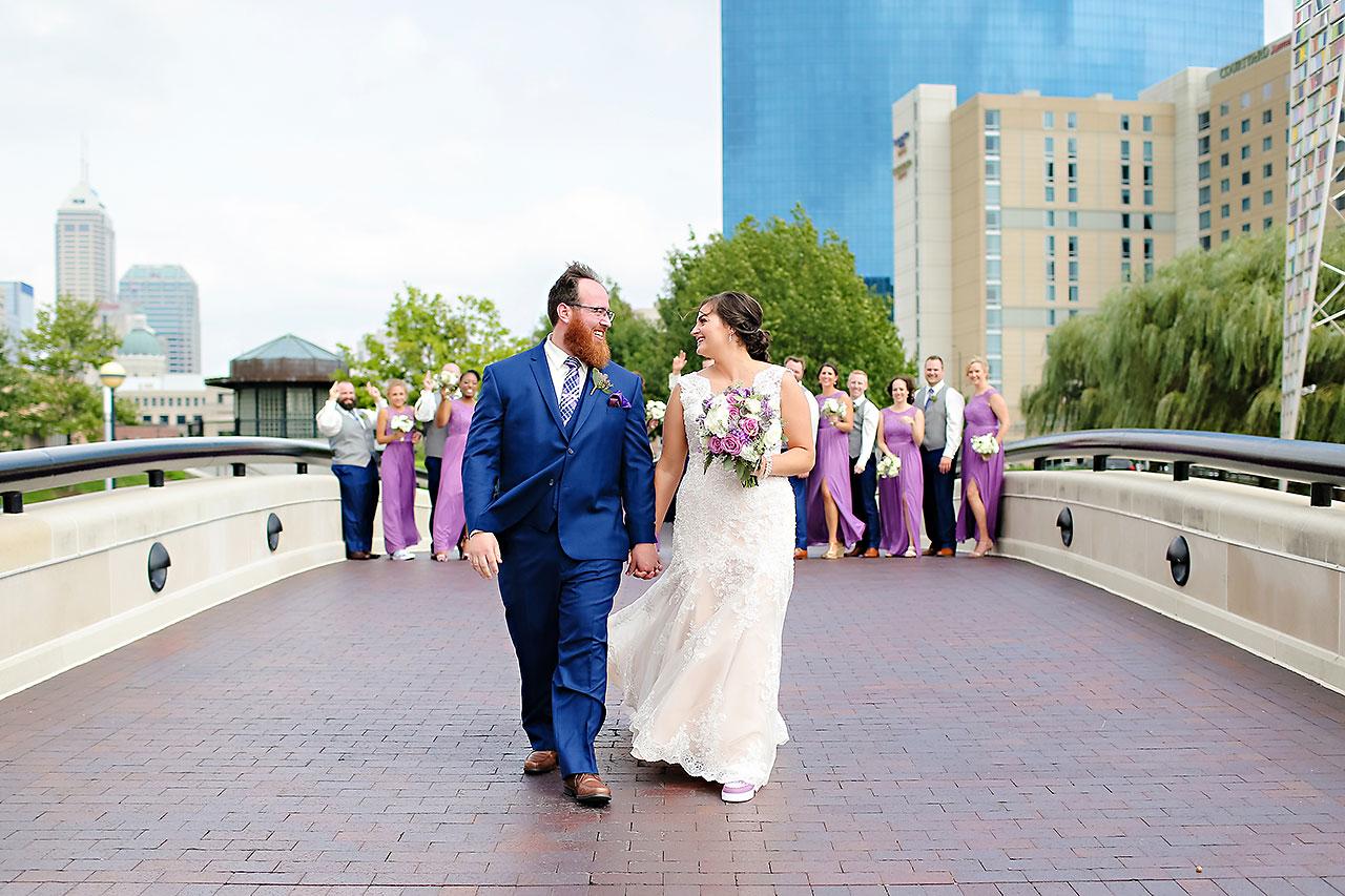 Kim Mike Indiana State Museum Wedding 143