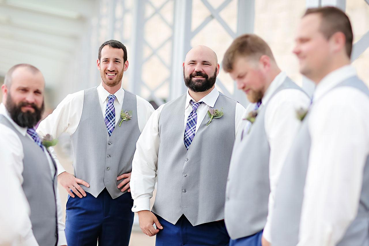 Kim Mike Indiana State Museum Wedding 138