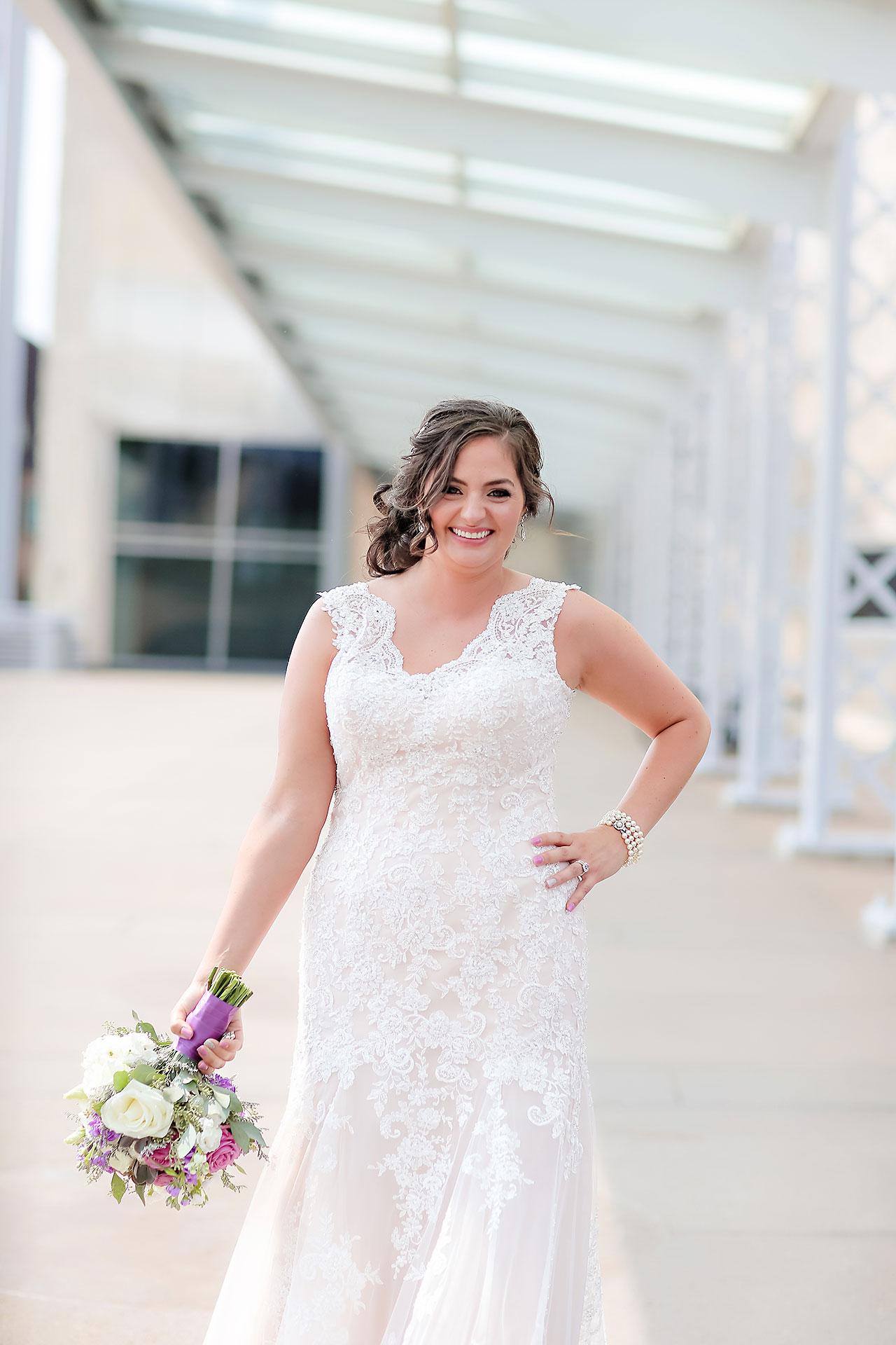 Kim Mike Indiana State Museum Wedding 131