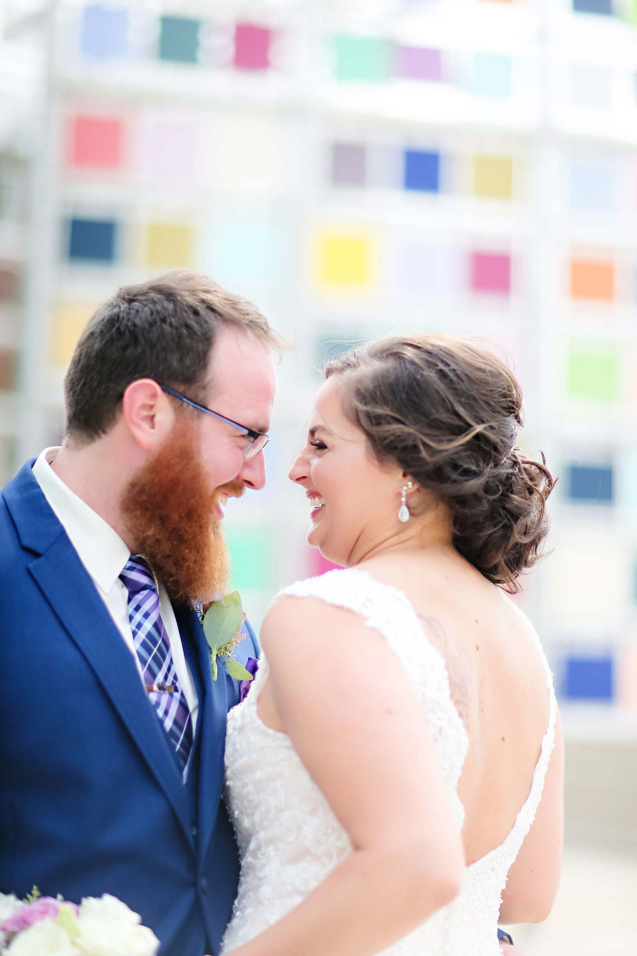 Kim Mike Indiana State Museum Wedding 127