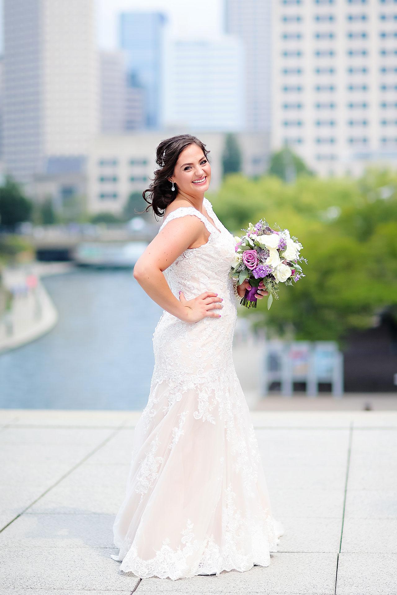 Kim Mike Indiana State Museum Wedding 129