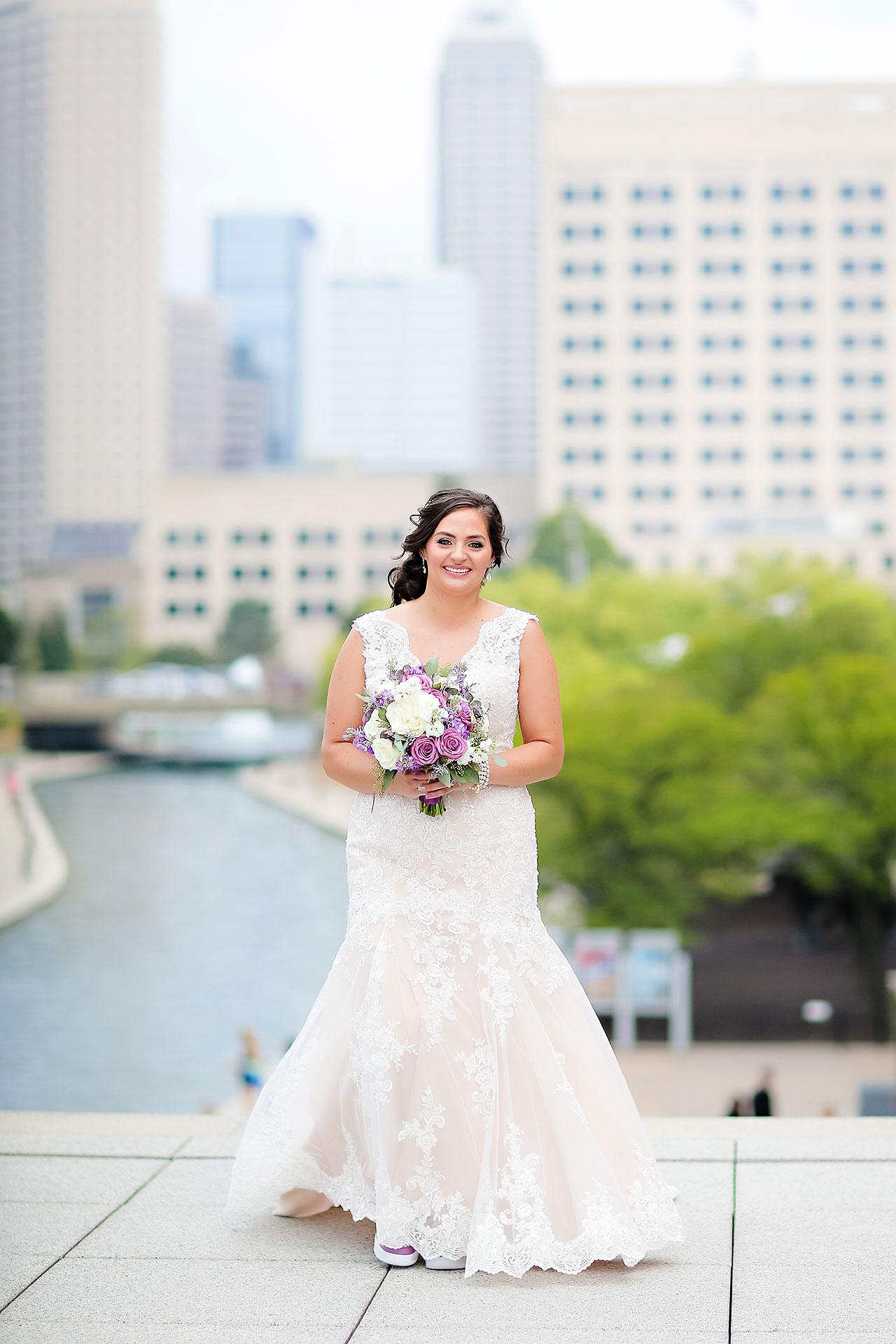 Kim Mike Indiana State Museum Wedding 115