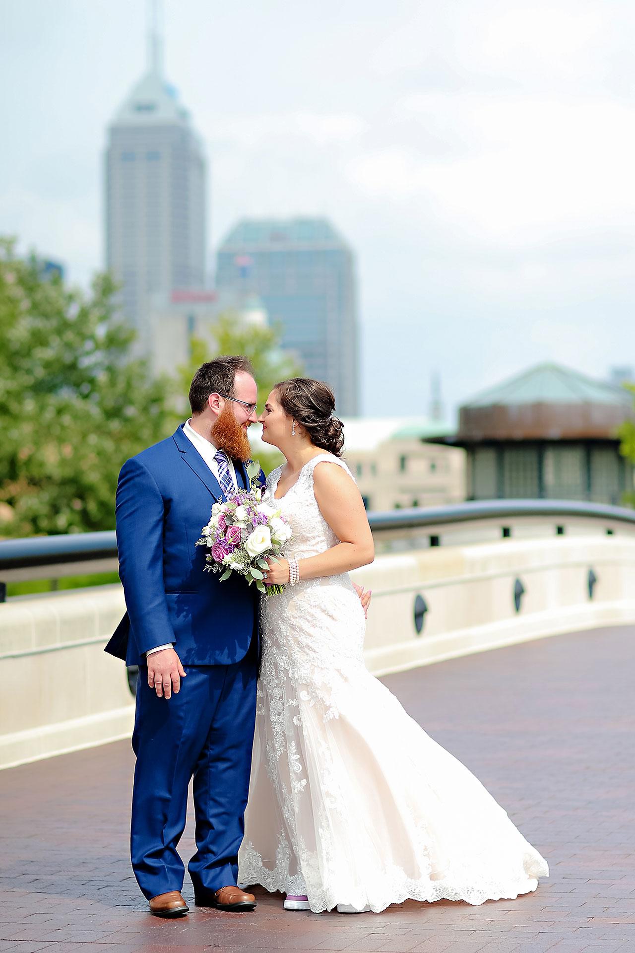 Kim Mike Indiana State Museum Wedding 109