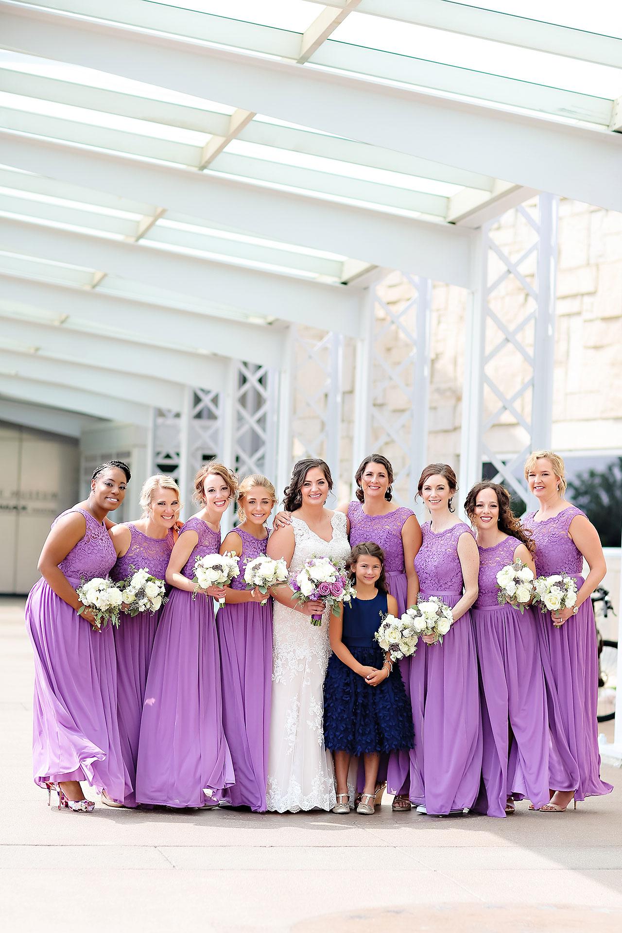 Kim Mike Indiana State Museum Wedding 110