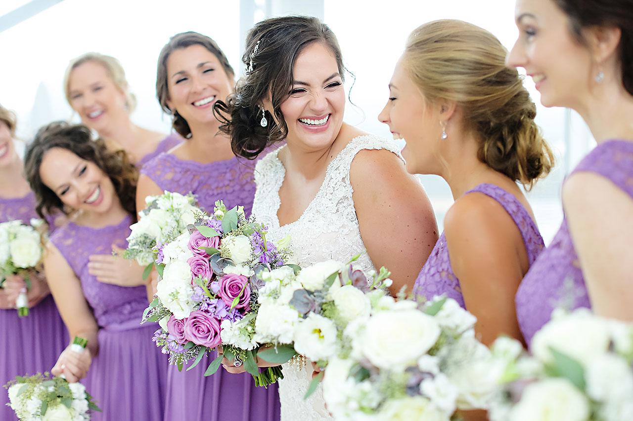 Kim Mike Indiana State Museum Wedding 104