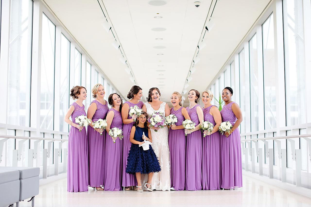 Kim Mike Indiana State Museum Wedding 105