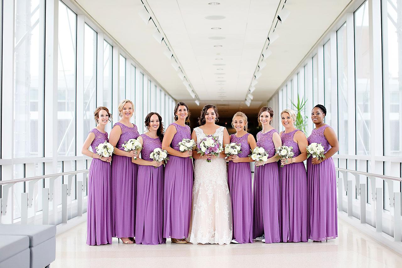Kim Mike Indiana State Museum Wedding 101