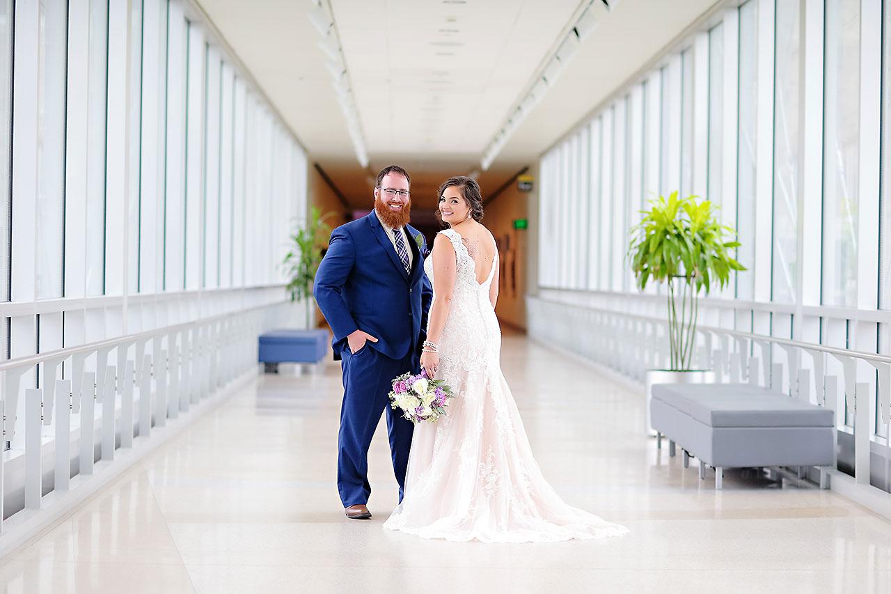 Kim Mike Indiana State Museum Wedding 065