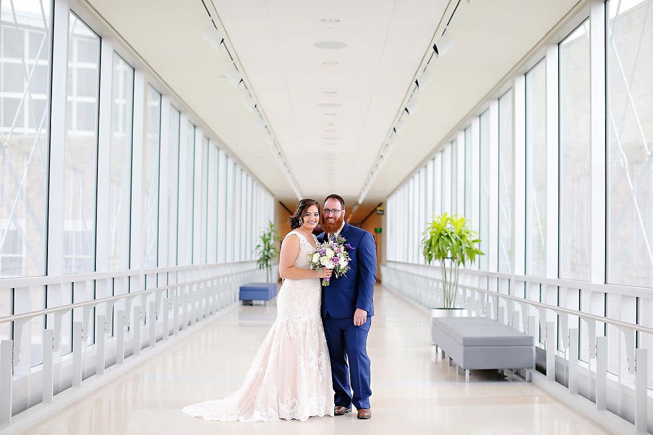 Kim Mike Indiana State Museum Wedding 062