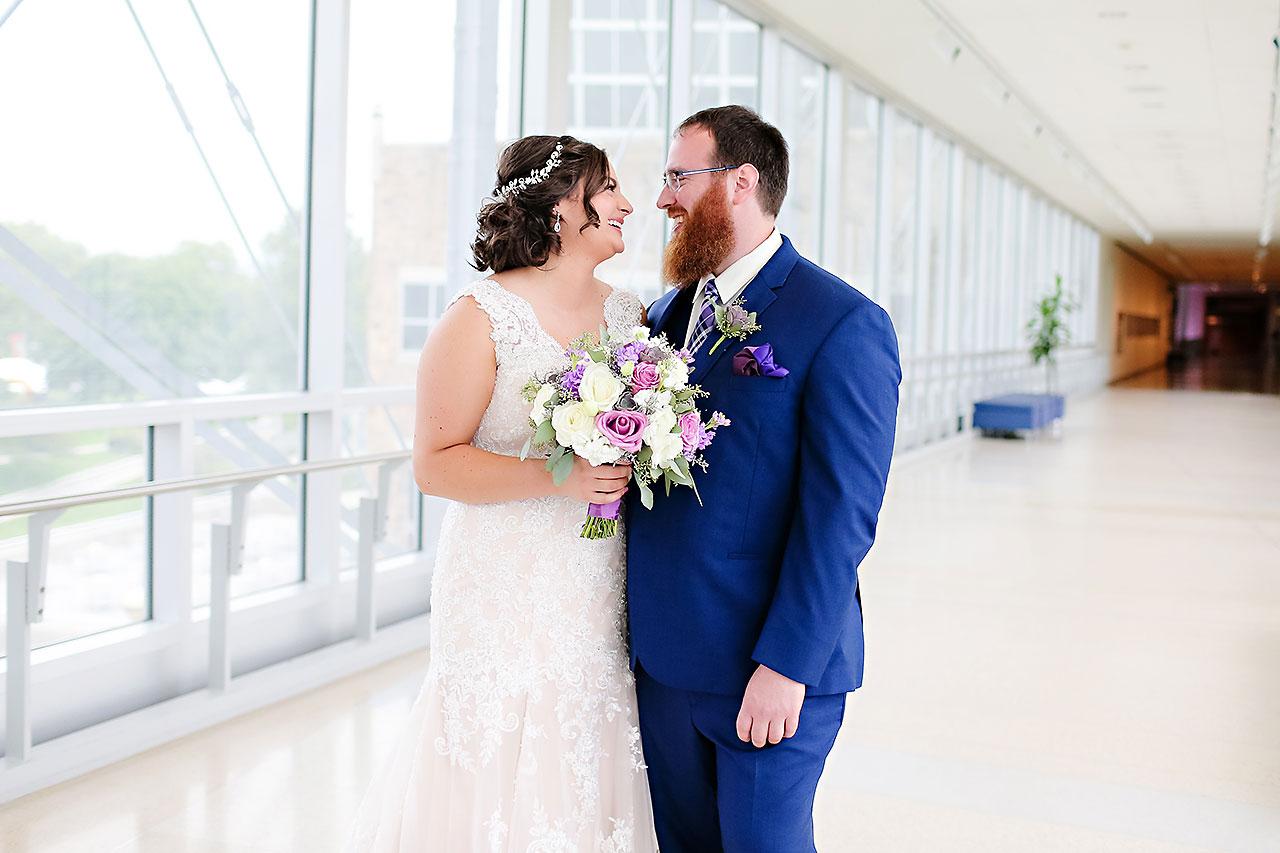 Kim Mike Indiana State Museum Wedding 063