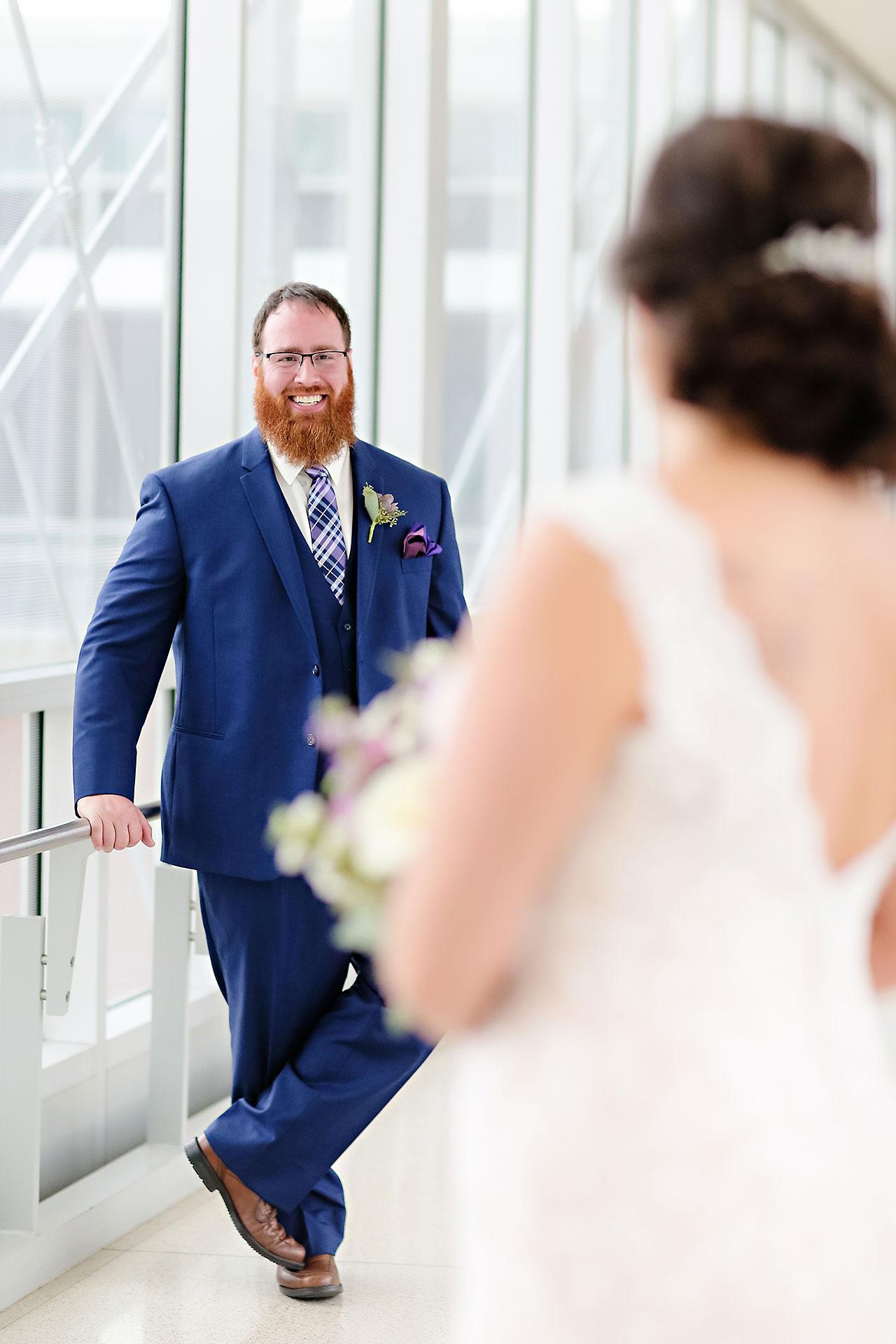 Kim Mike Indiana State Museum Wedding 059