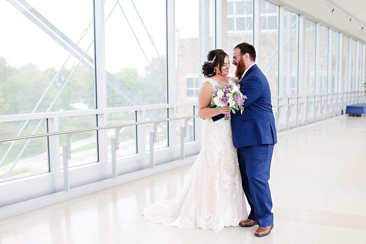 Kim Mike Indiana State Museum Wedding 053