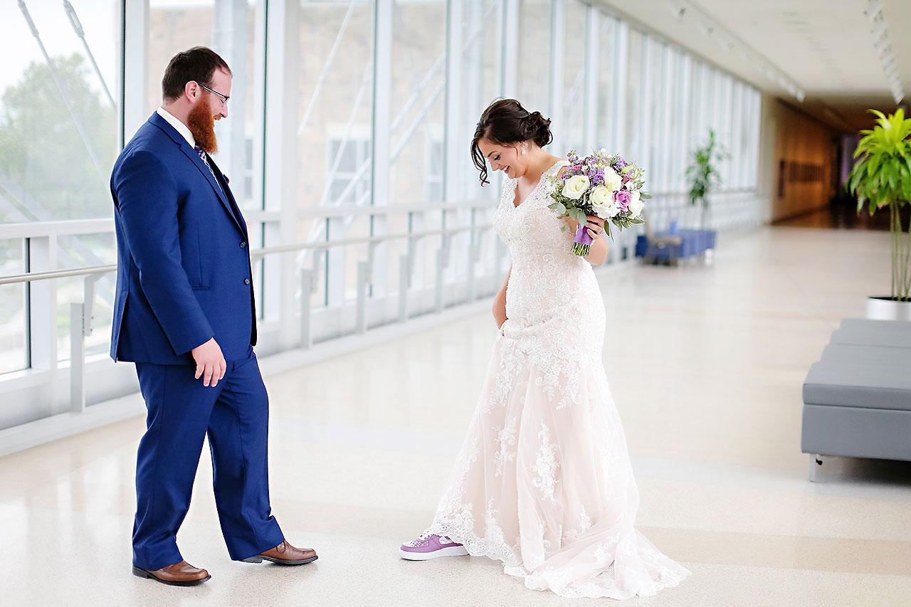 Kim Mike Indiana State Museum Wedding 049