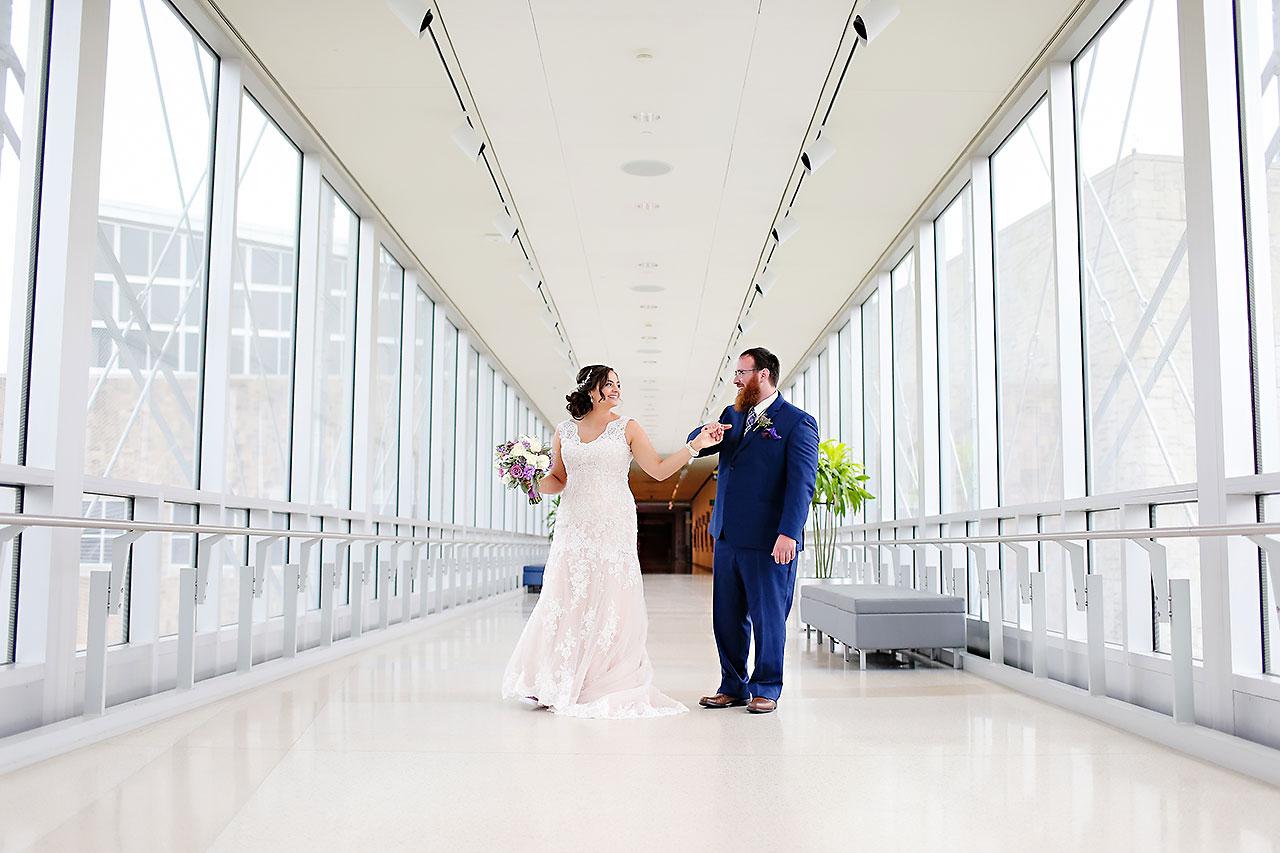 Kim Mike Indiana State Museum Wedding 051