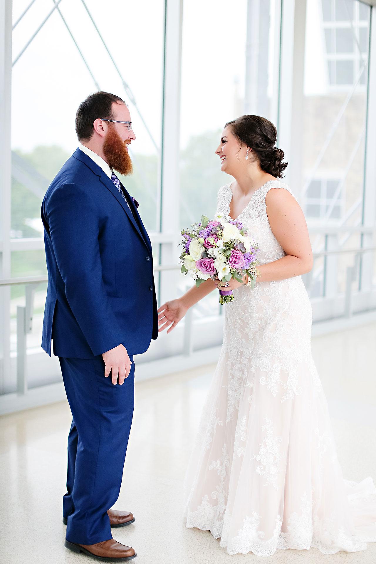 Kim Mike Indiana State Museum Wedding 047