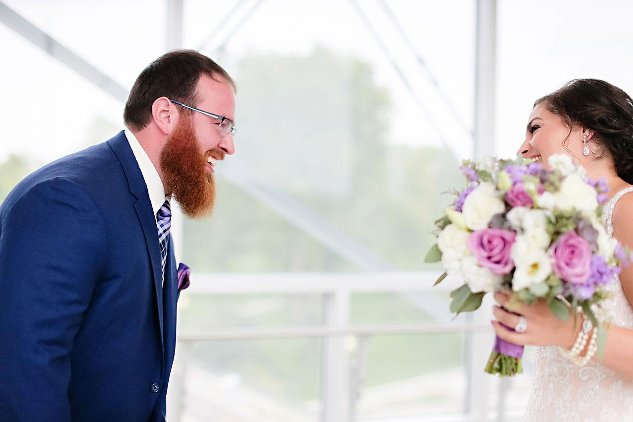 Kim Mike Indiana State Museum Wedding 044