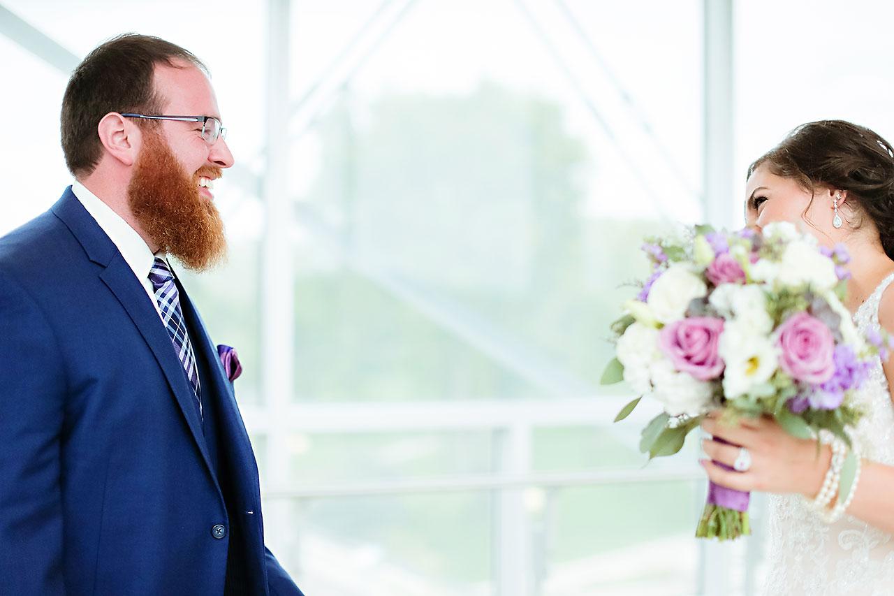 Kim Mike Indiana State Museum Wedding 045