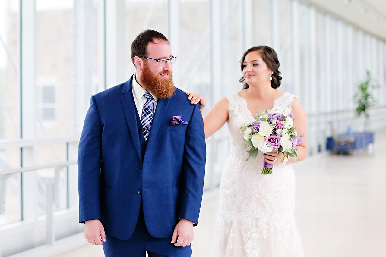 Kim Mike Indiana State Museum Wedding 043