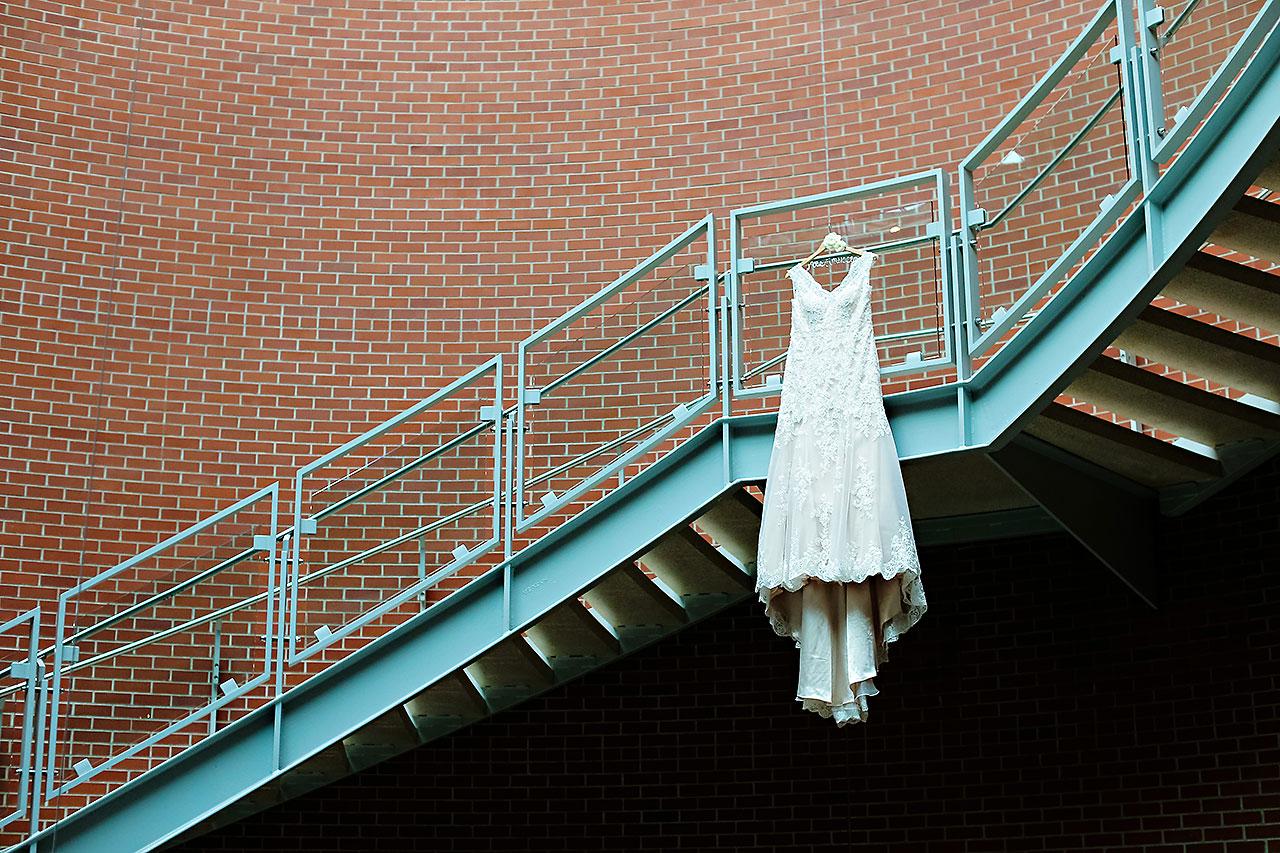 Kim Mike Indiana State Museum Wedding 012