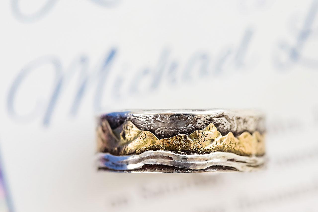 Kim Mike Indiana State Museum Wedding 014