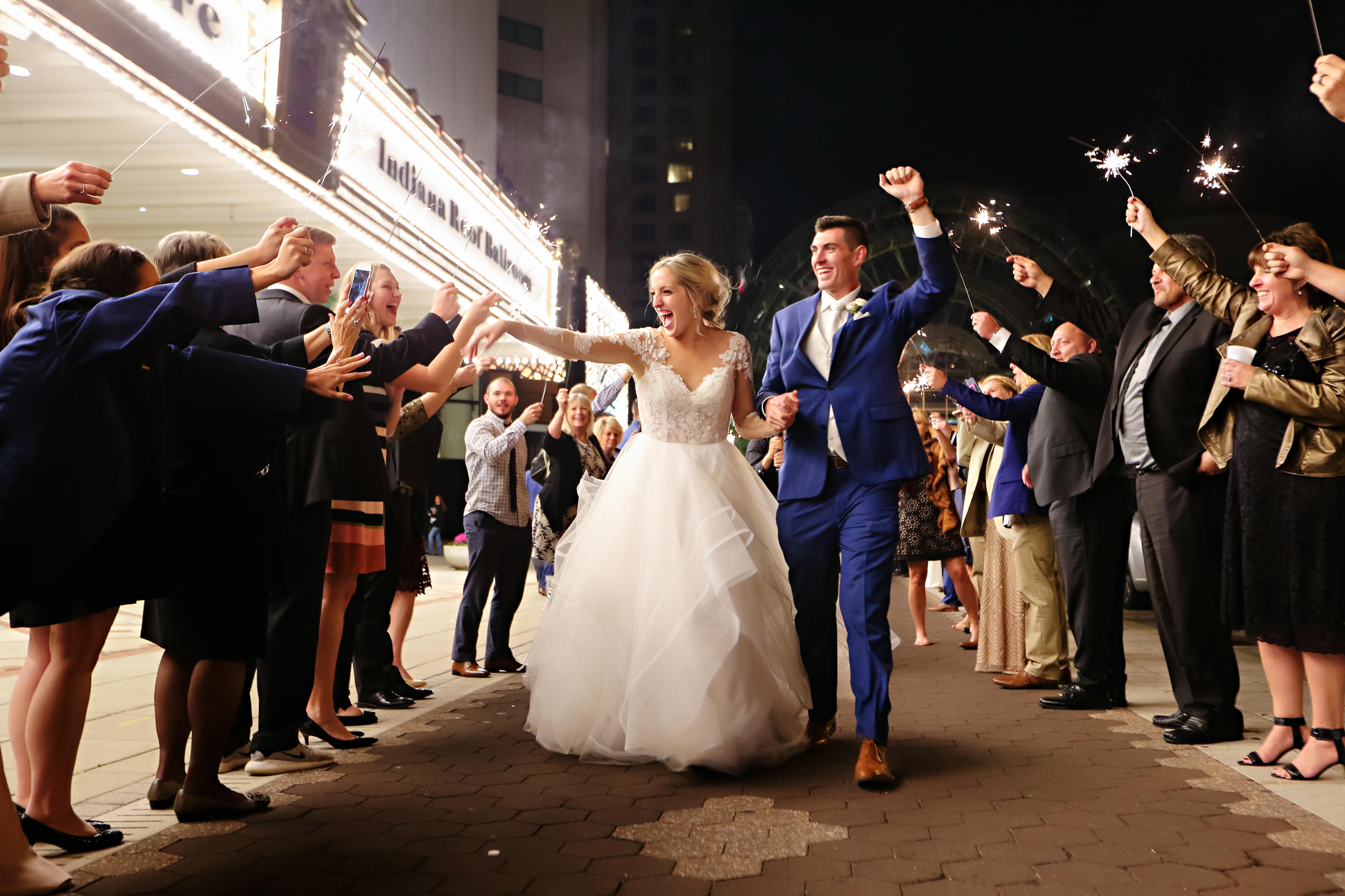 Jordan Ryan Indiana Roof Ballroom Wedding 437