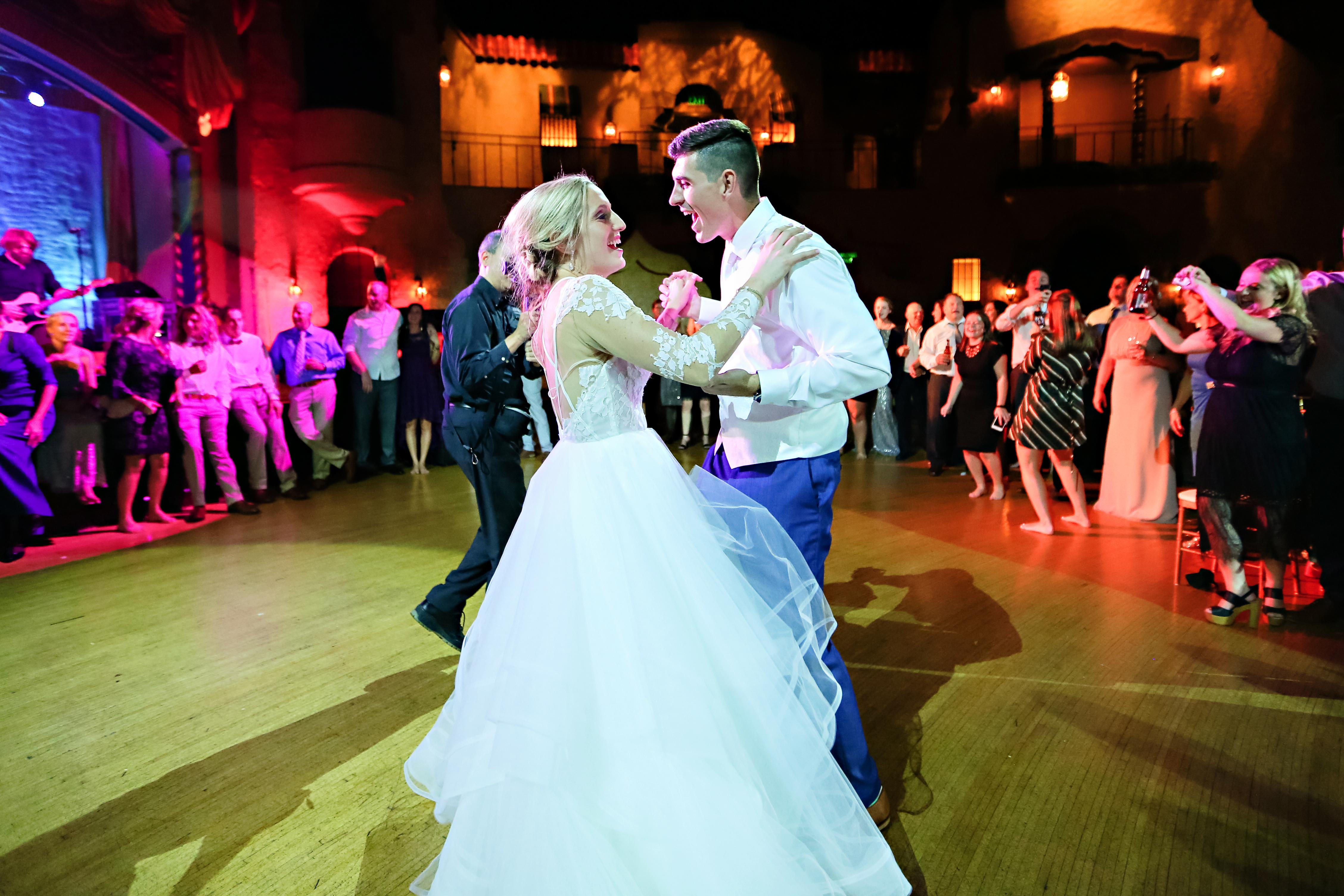 Jordan Ryan Indiana Roof Ballroom Wedding 432