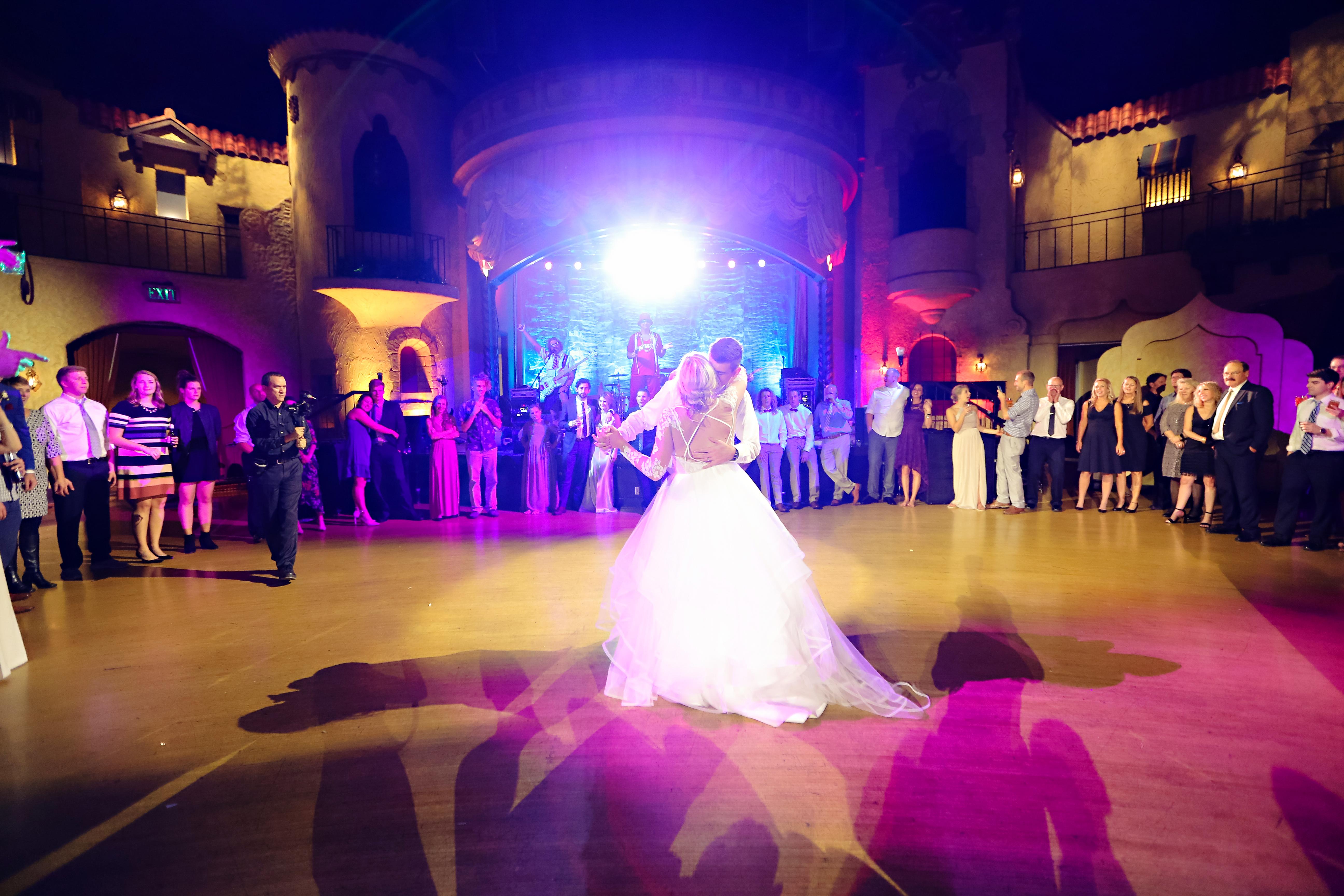 Jordan Ryan Indiana Roof Ballroom Wedding 430