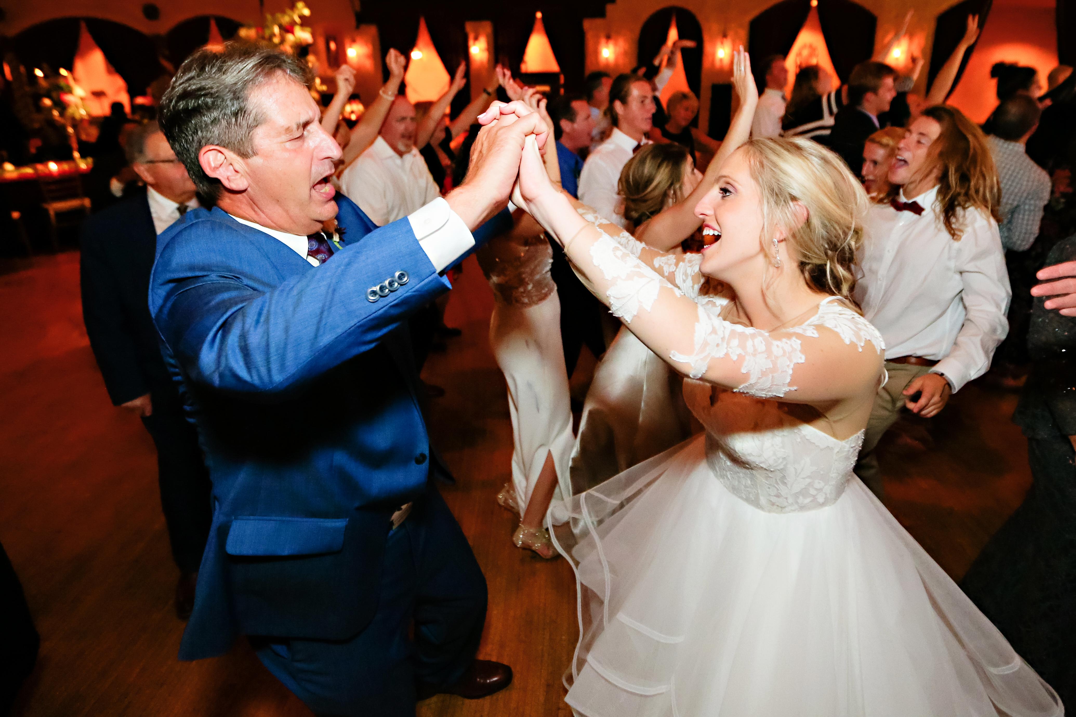 Jordan Ryan Indiana Roof Ballroom Wedding 423