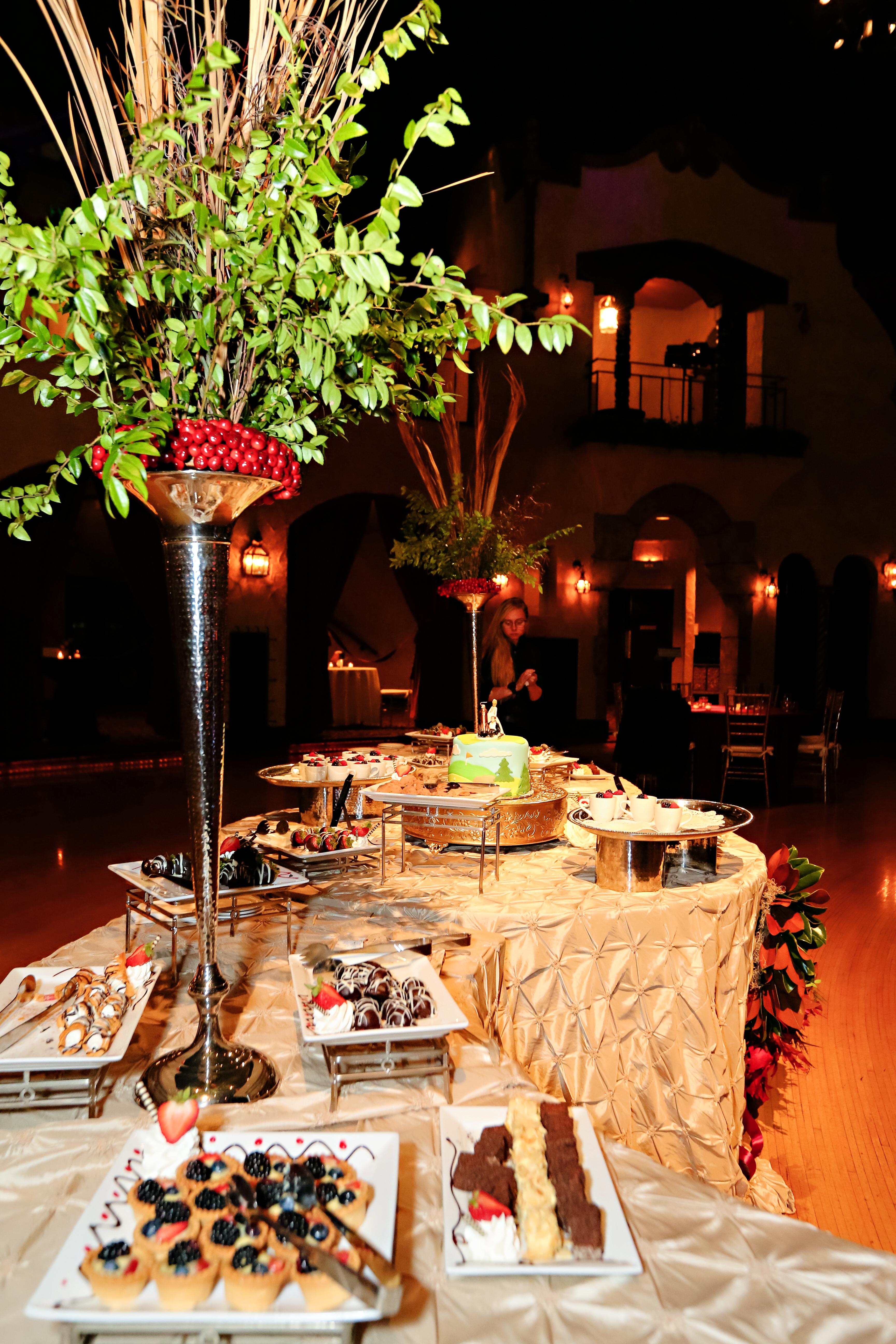 Jordan Ryan Indiana Roof Ballroom Wedding 413