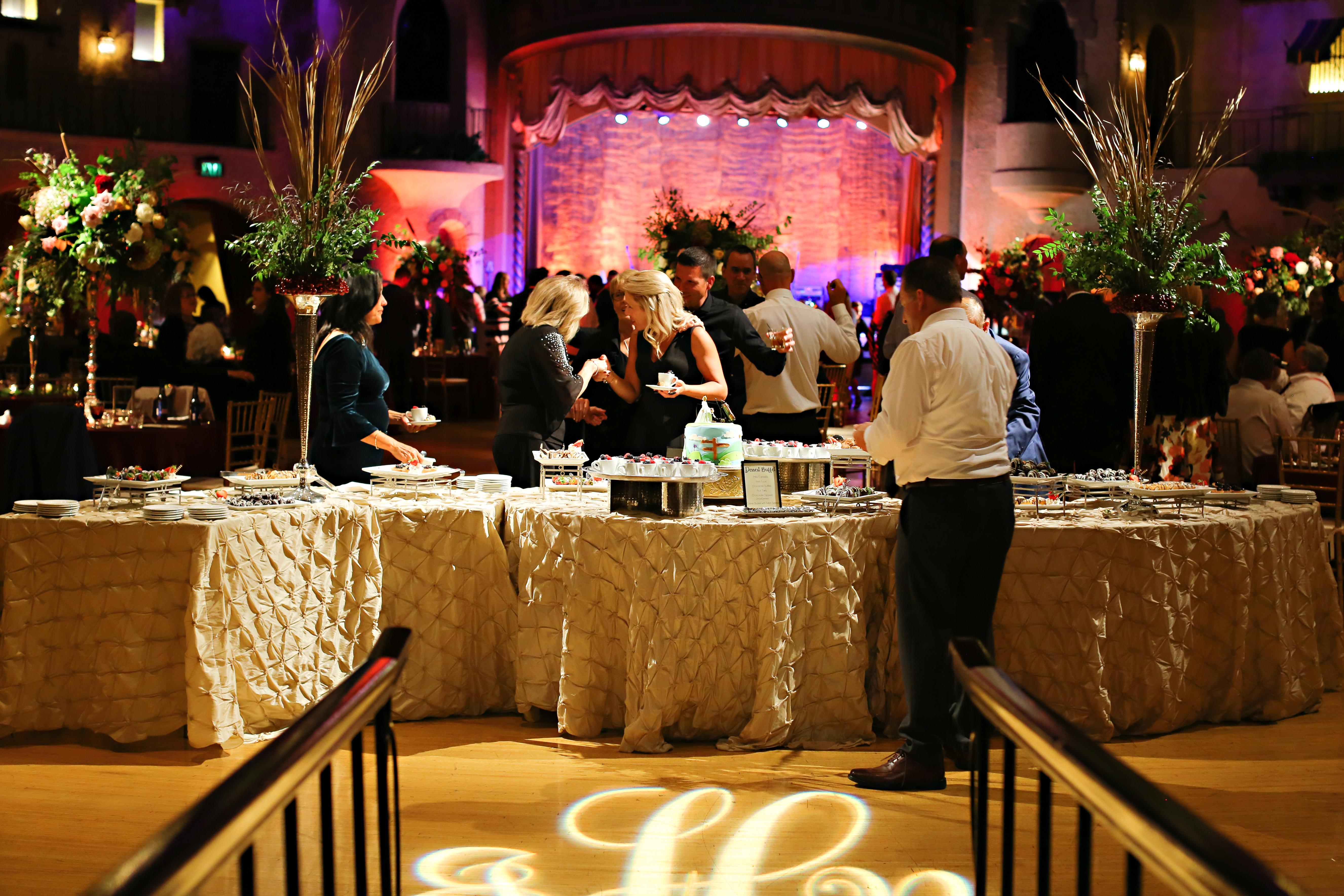 Jordan Ryan Indiana Roof Ballroom Wedding 412