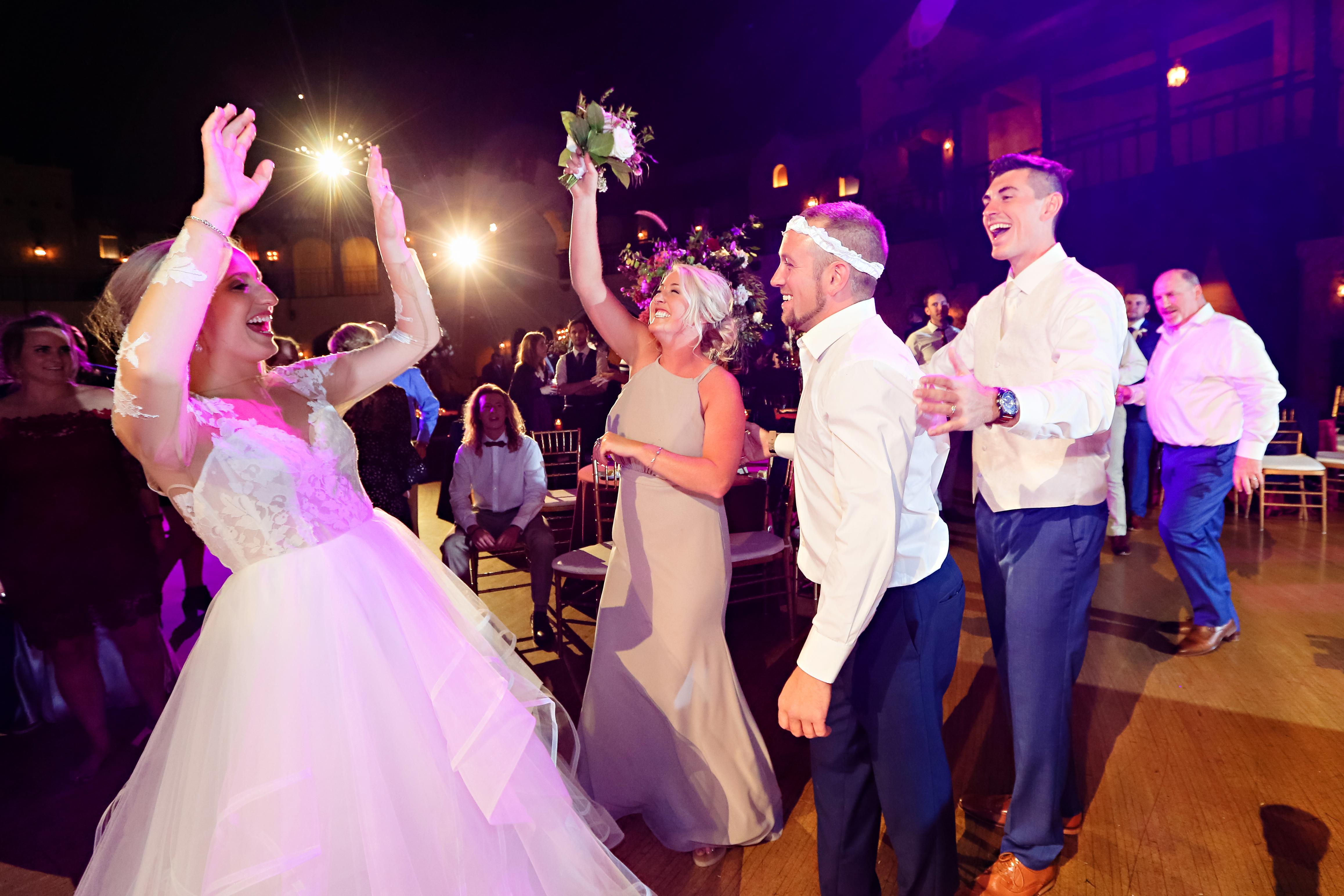 Jordan Ryan Indiana Roof Ballroom Wedding 409