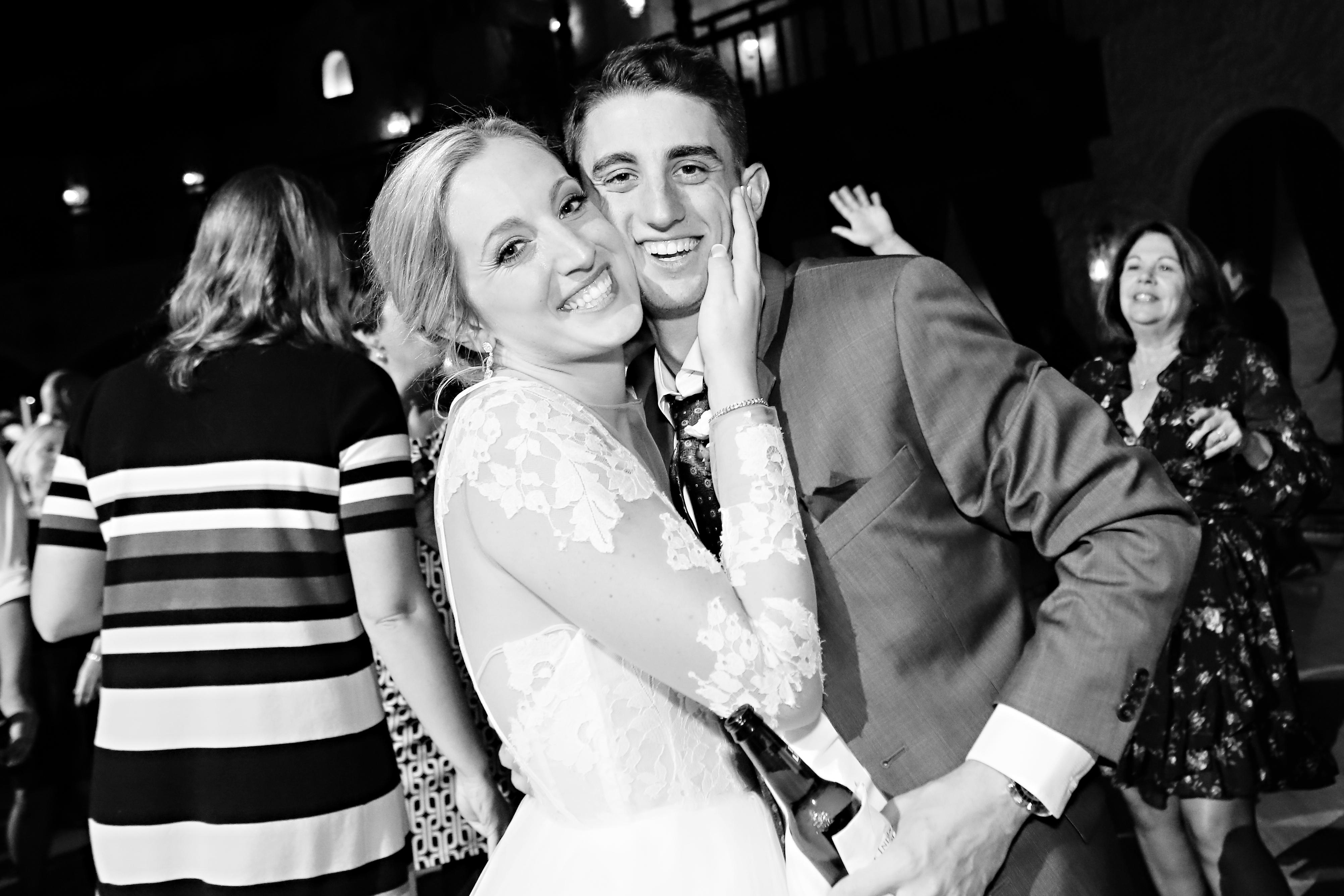 Jordan Ryan Indiana Roof Ballroom Wedding 388