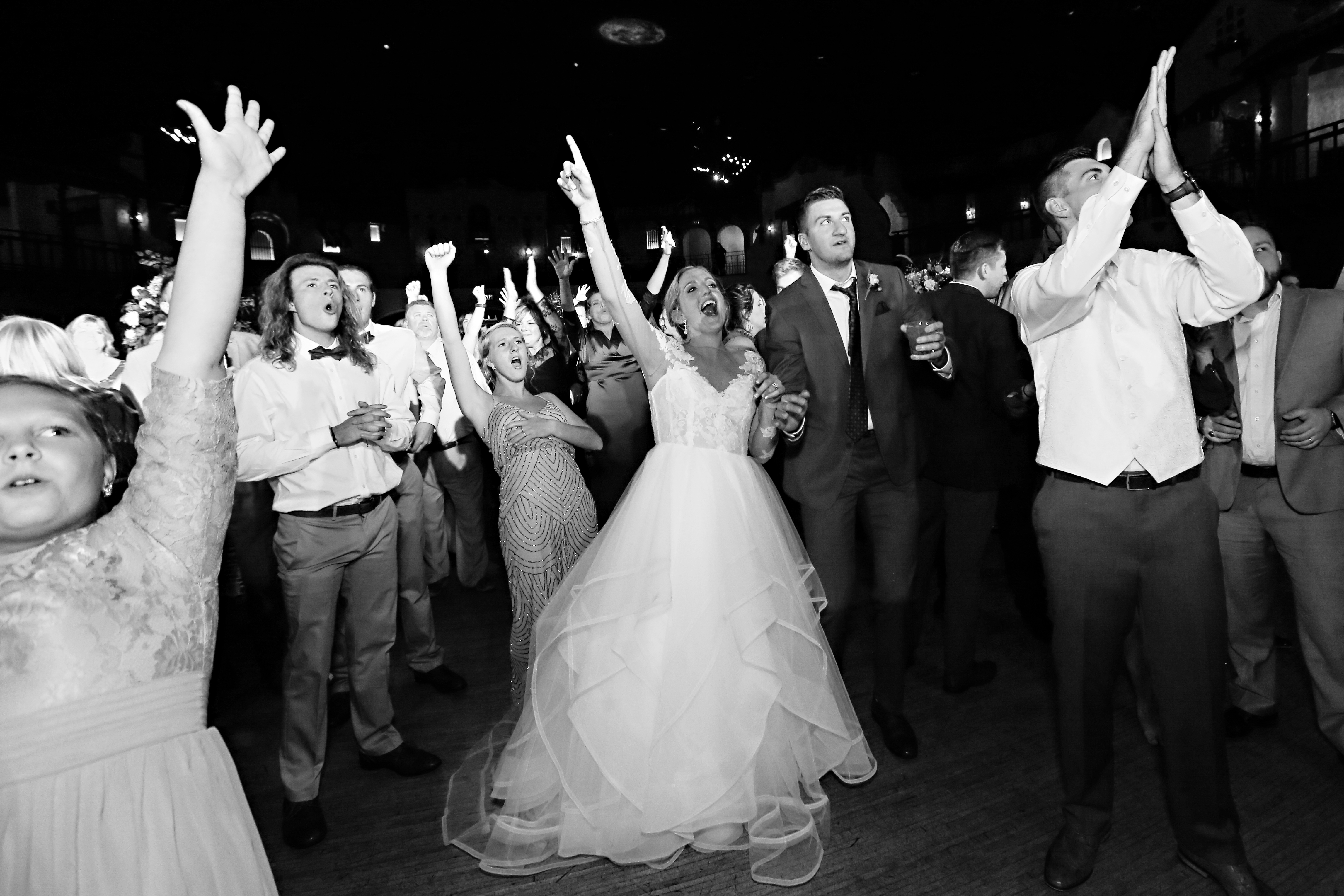Jordan Ryan Indiana Roof Ballroom Wedding 381