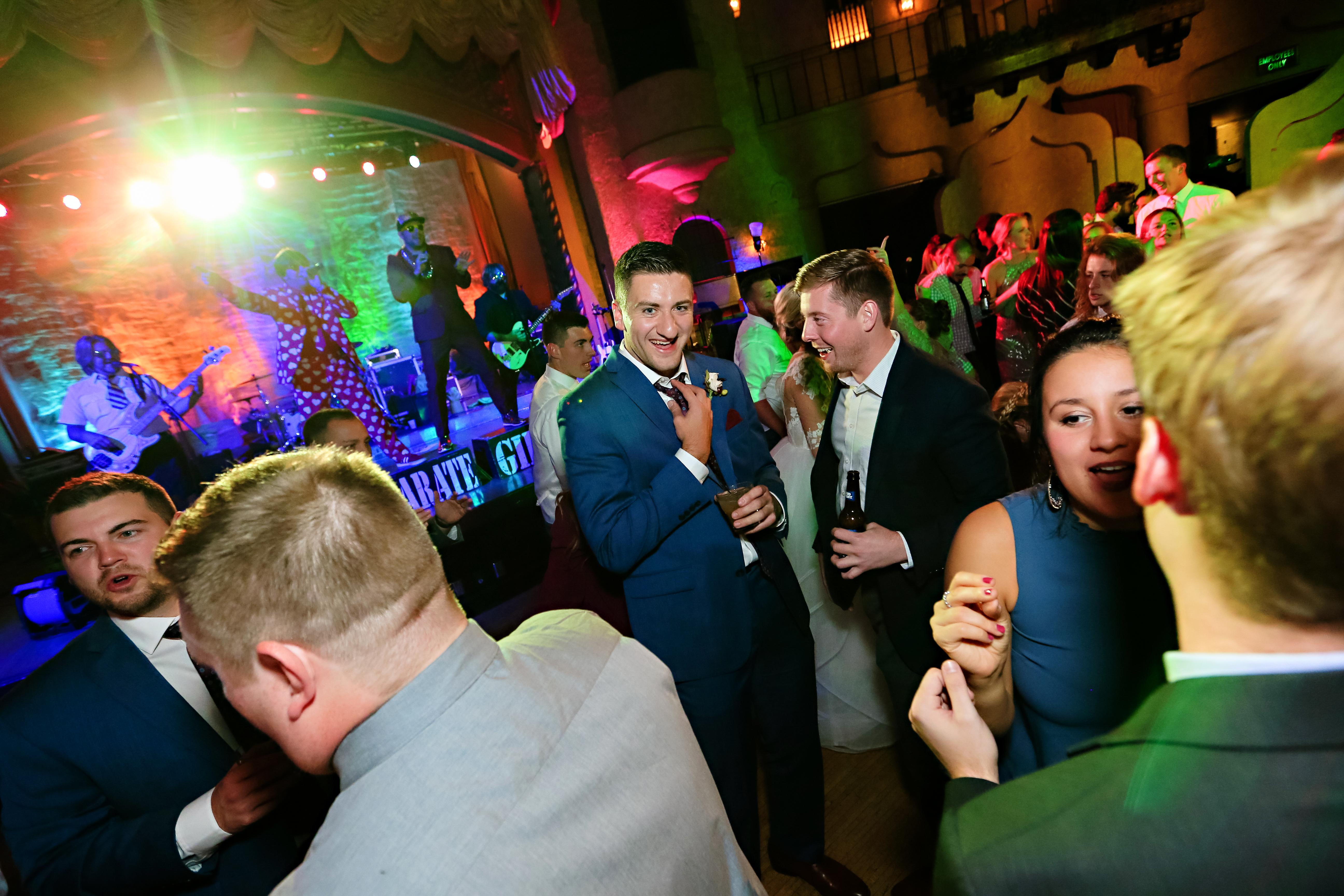 Jordan Ryan Indiana Roof Ballroom Wedding 380