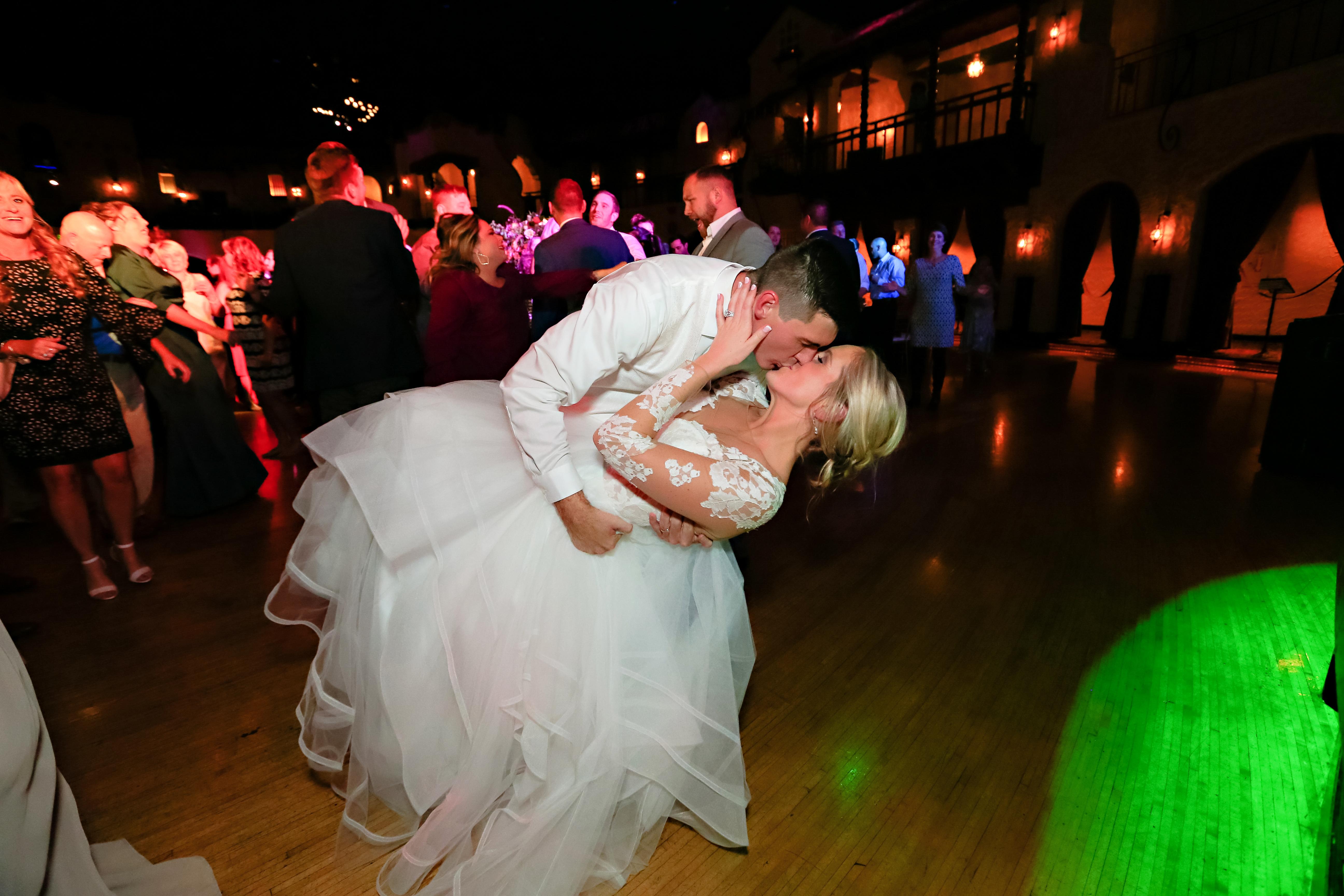 Jordan Ryan Indiana Roof Ballroom Wedding 379