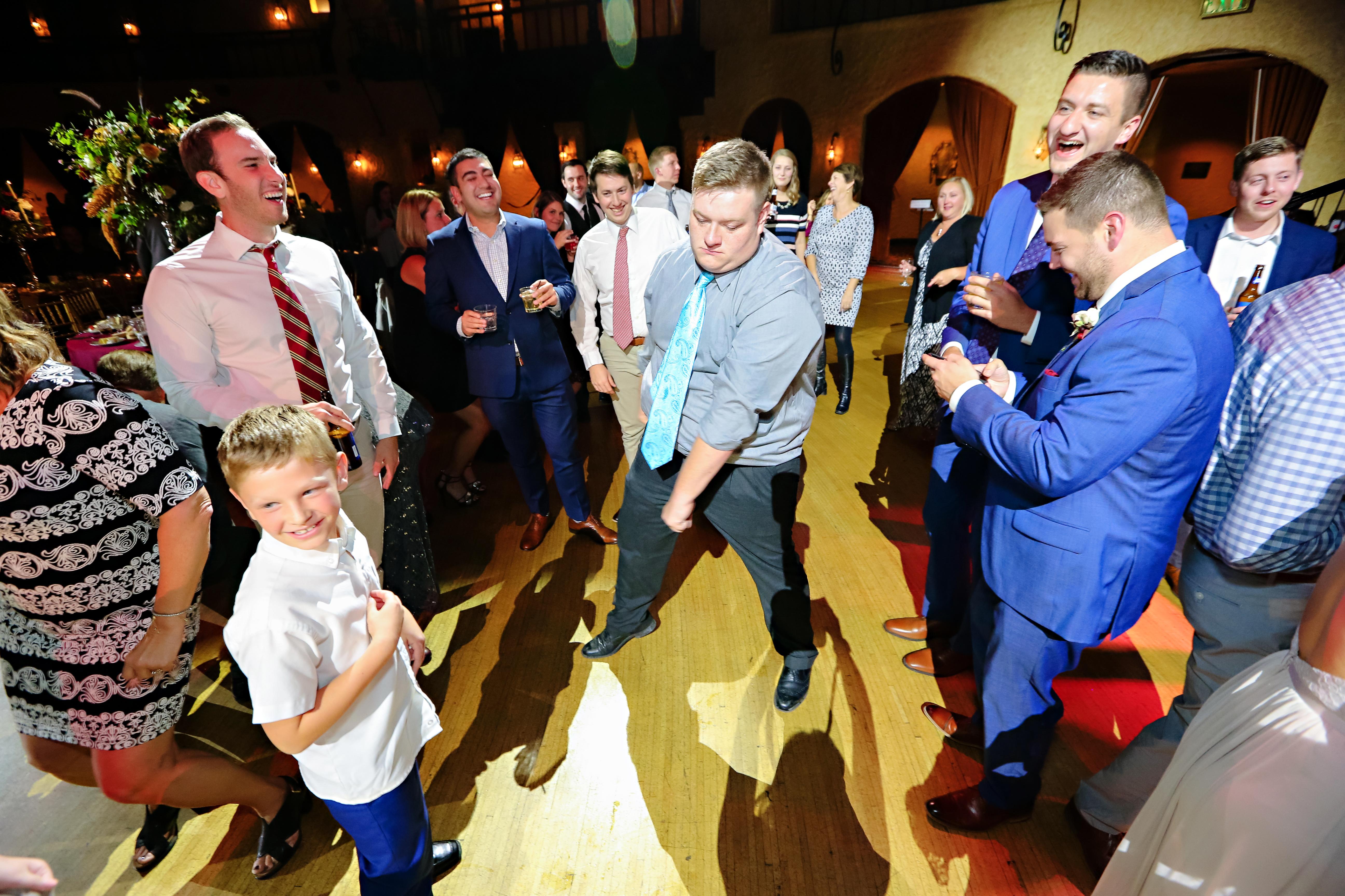 Jordan Ryan Indiana Roof Ballroom Wedding 372
