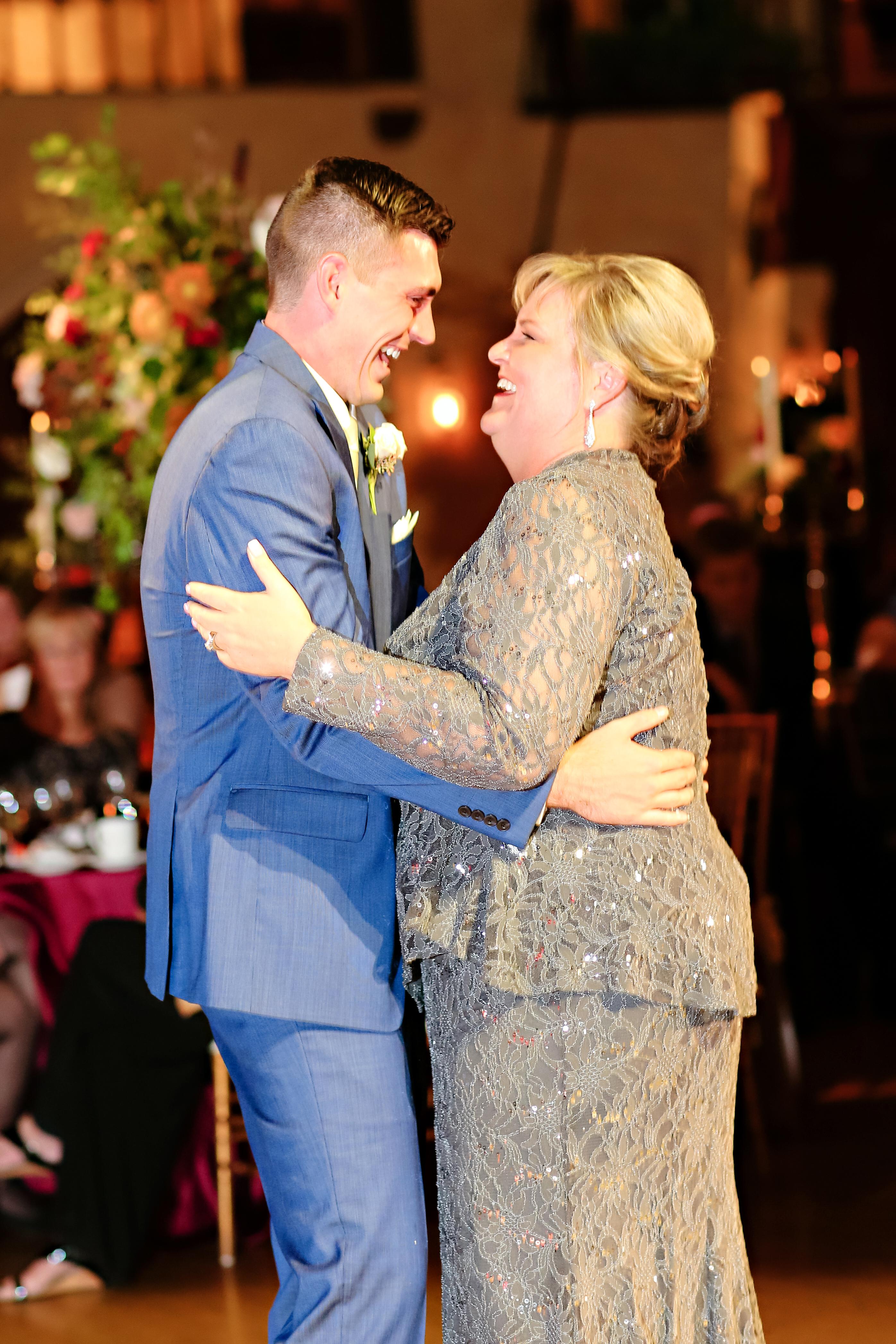 Jordan Ryan Indiana Roof Ballroom Wedding 362