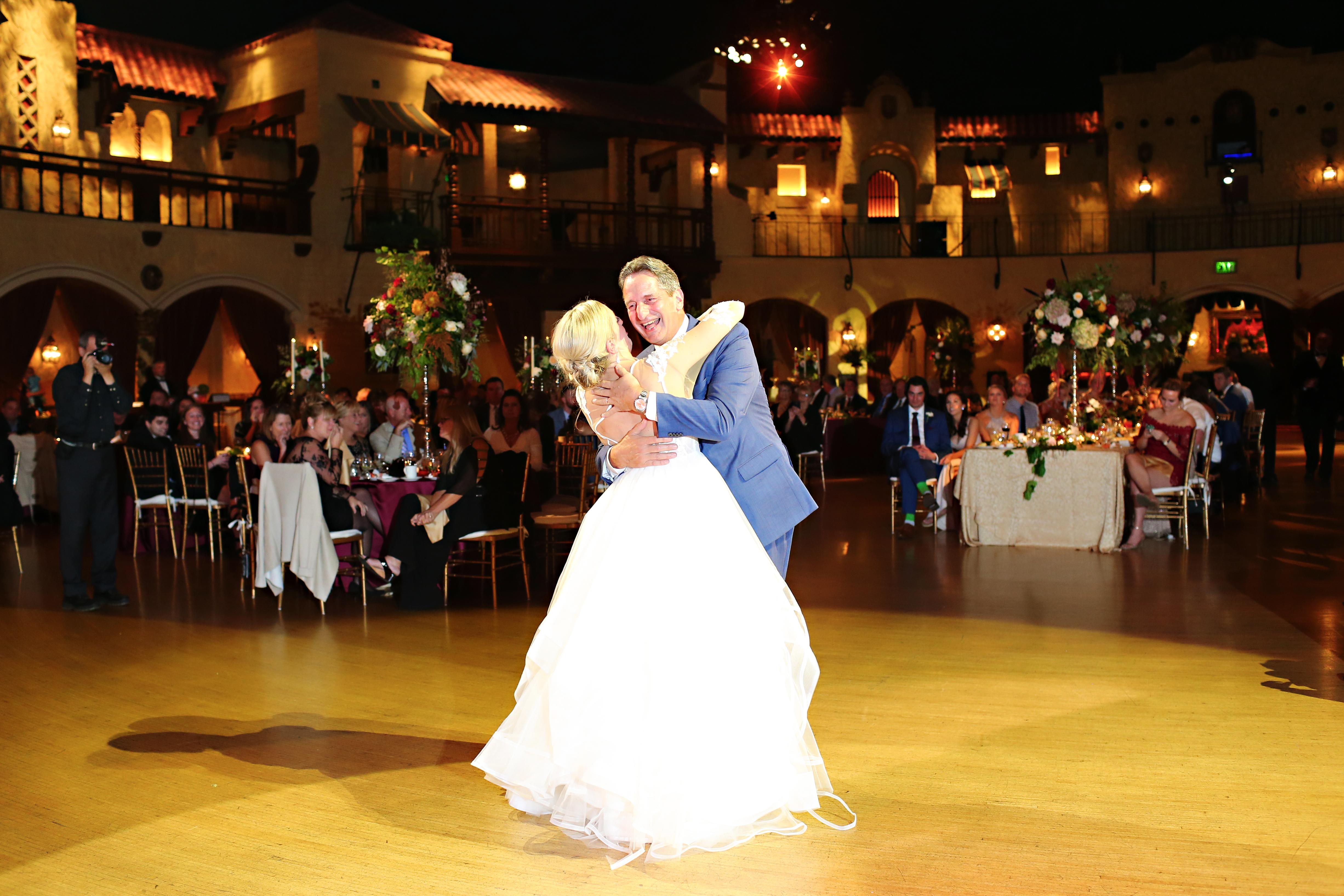 Jordan Ryan Indiana Roof Ballroom Wedding 358