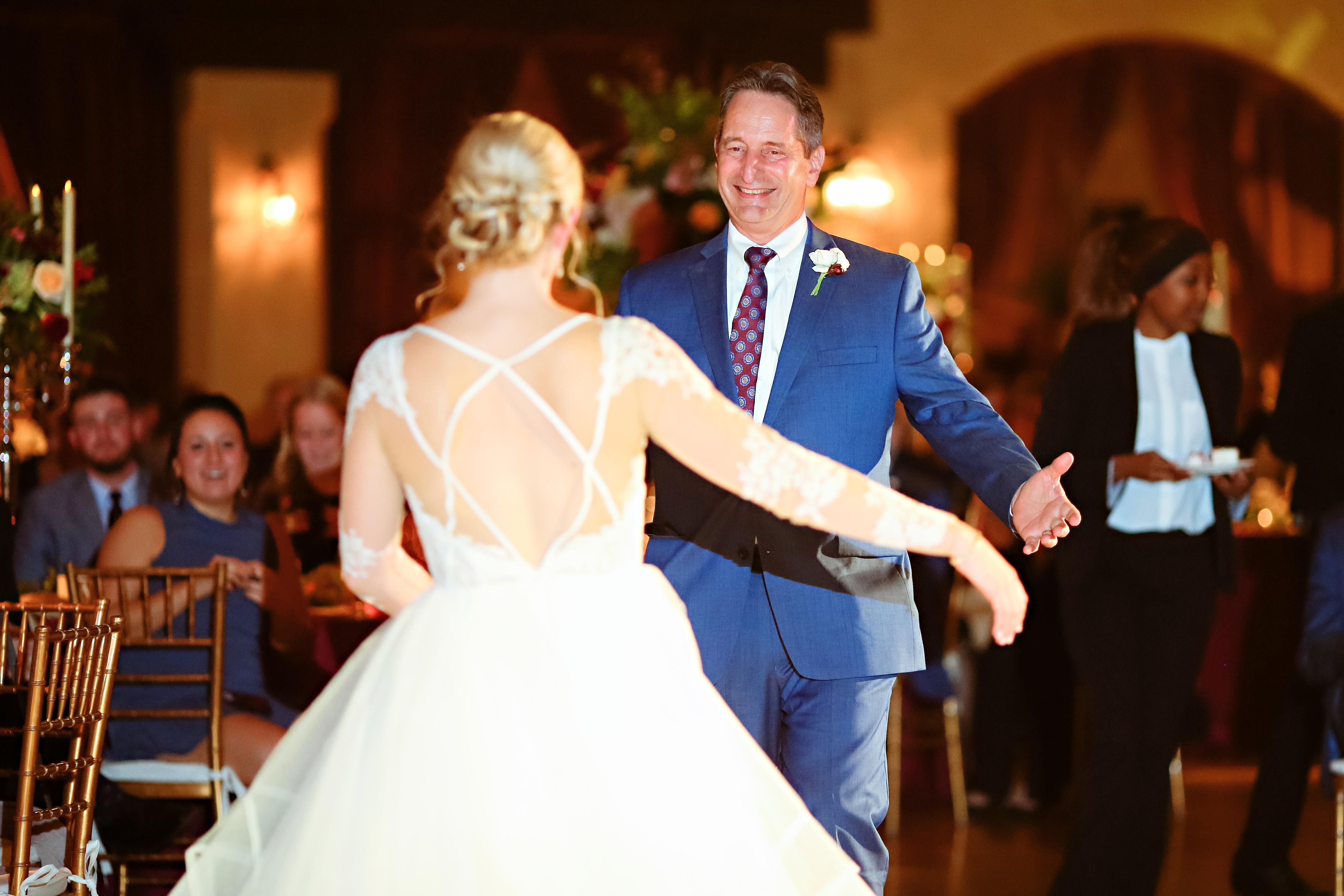 Jordan Ryan Indiana Roof Ballroom Wedding 356