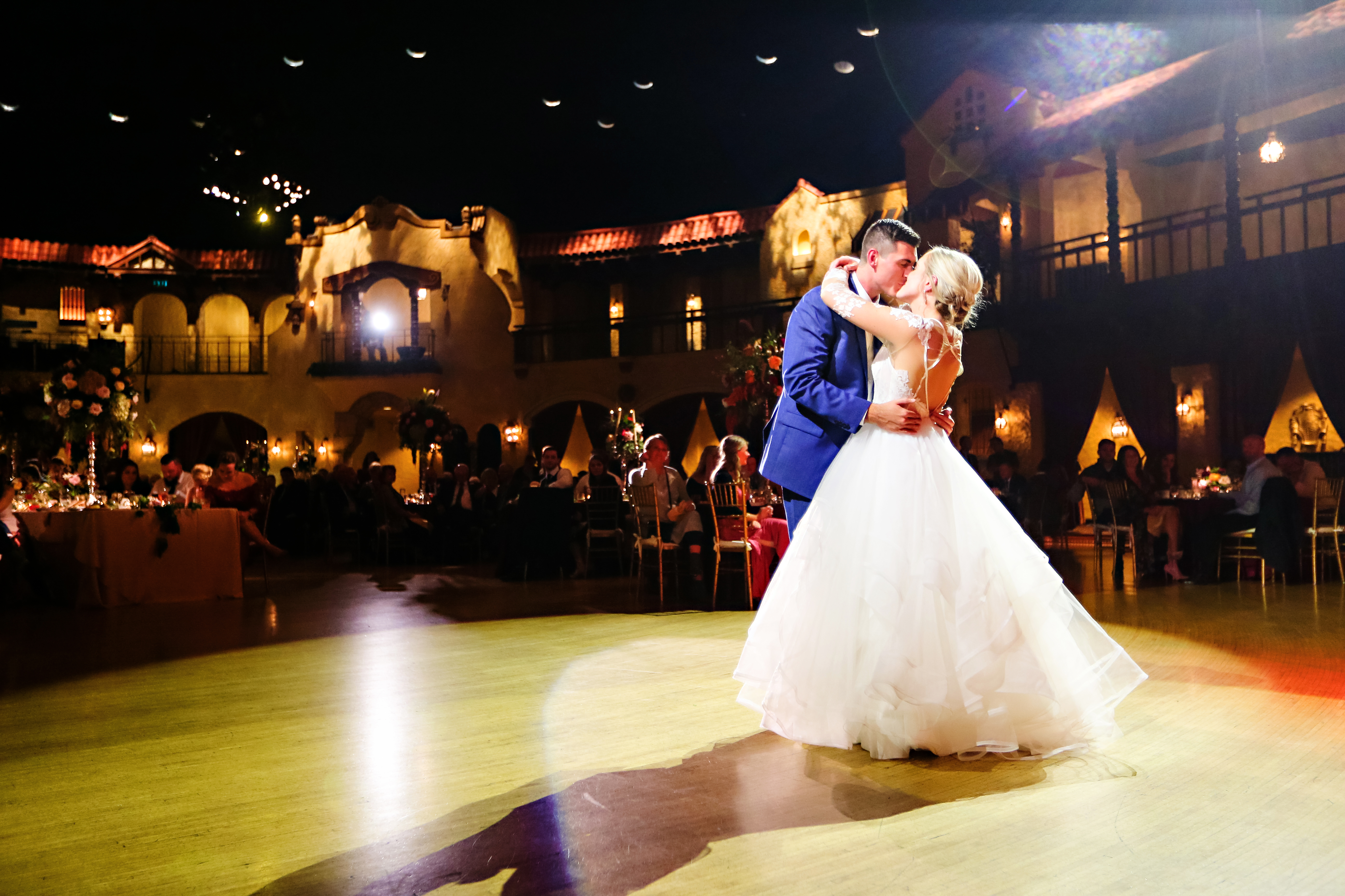 Jordan Ryan Indiana Roof Ballroom Wedding 354