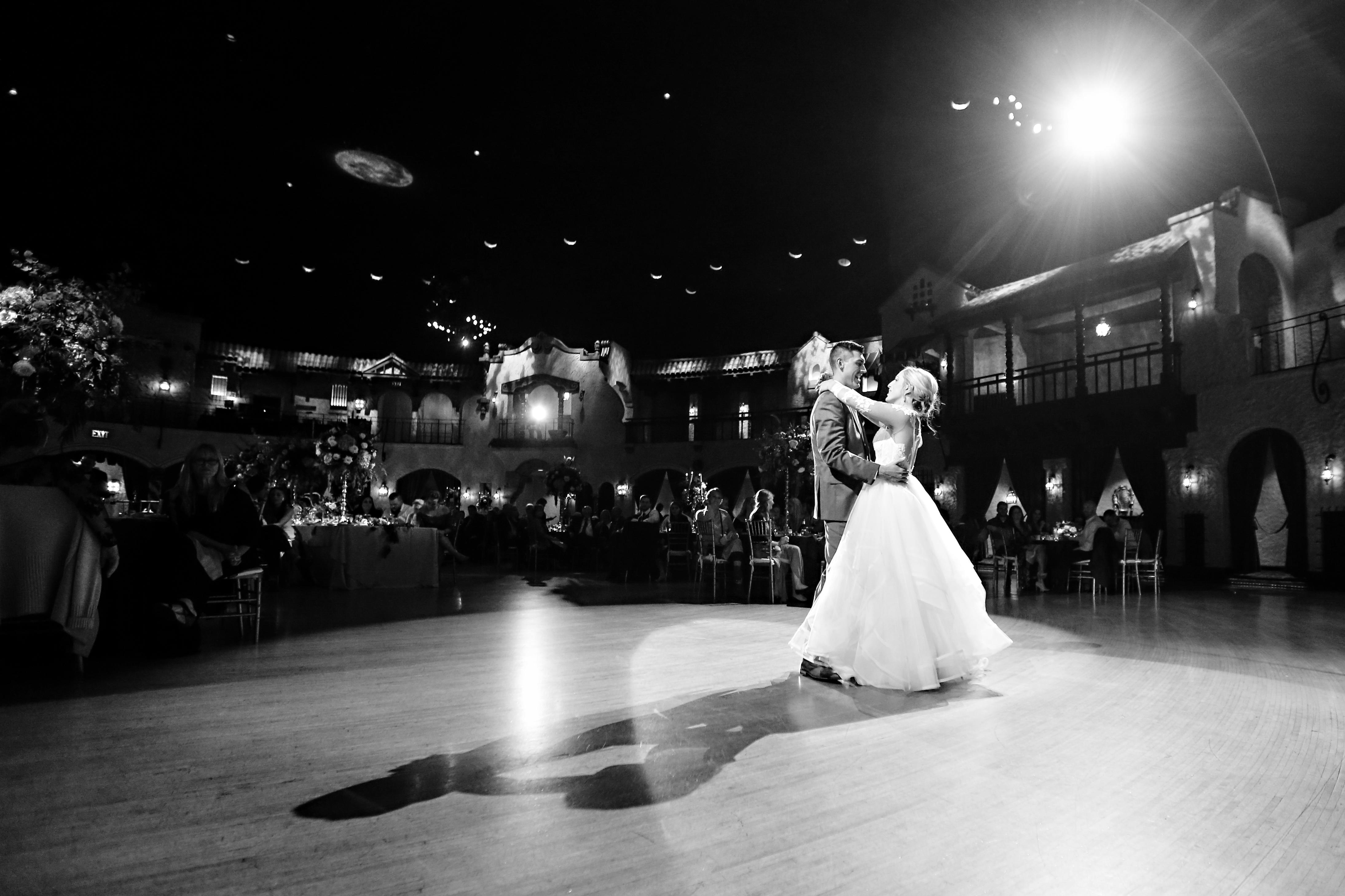 Jordan Ryan Indiana Roof Ballroom Wedding 353